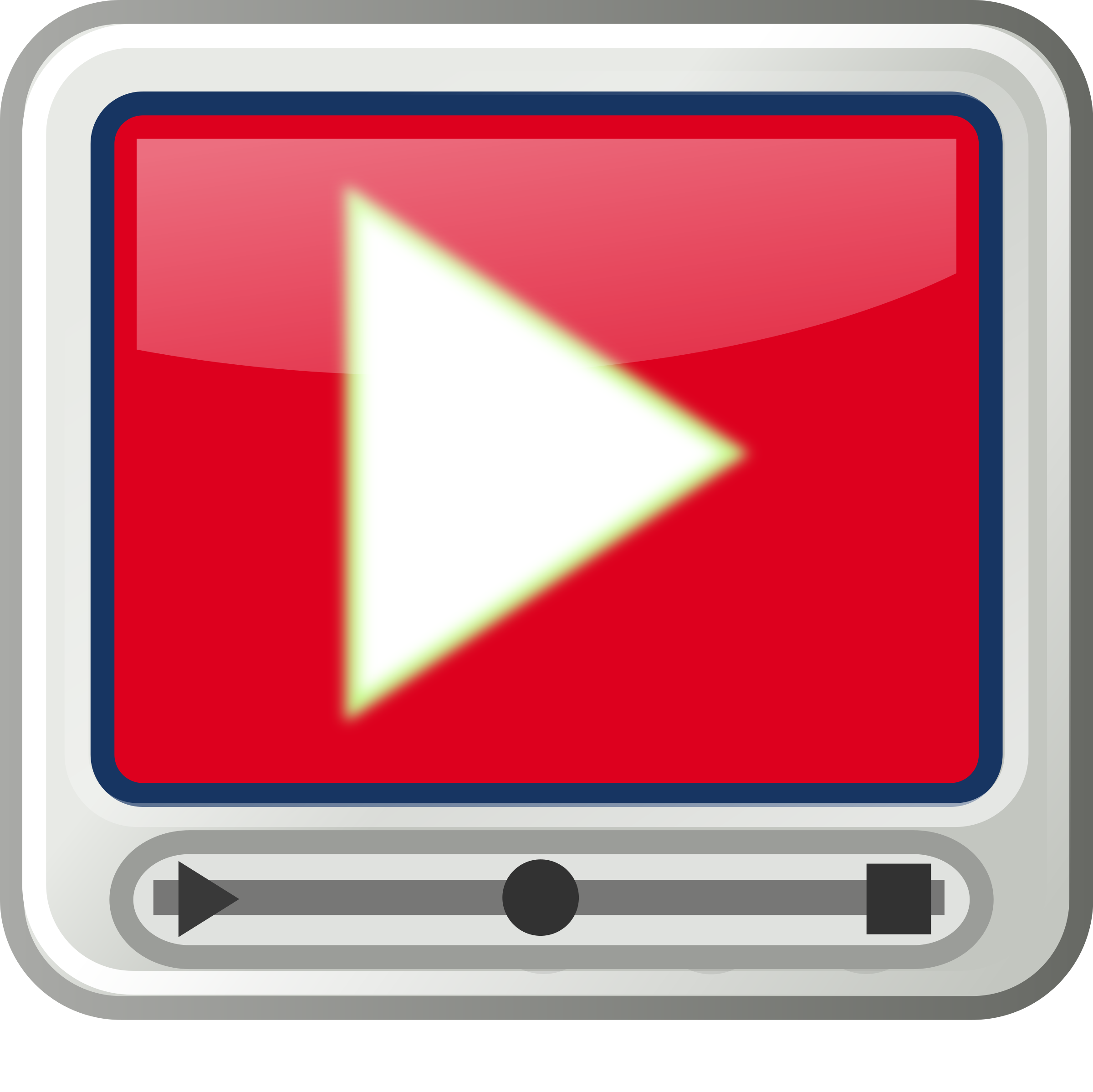 Video Player Symbol YouTubeStyle by B.Lachner
