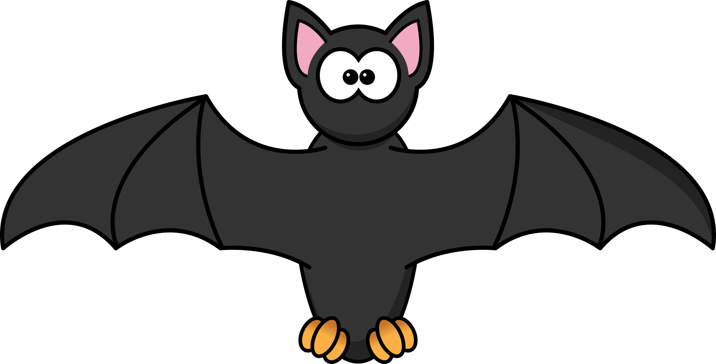 Cartoon Bat by StudioFibonacci