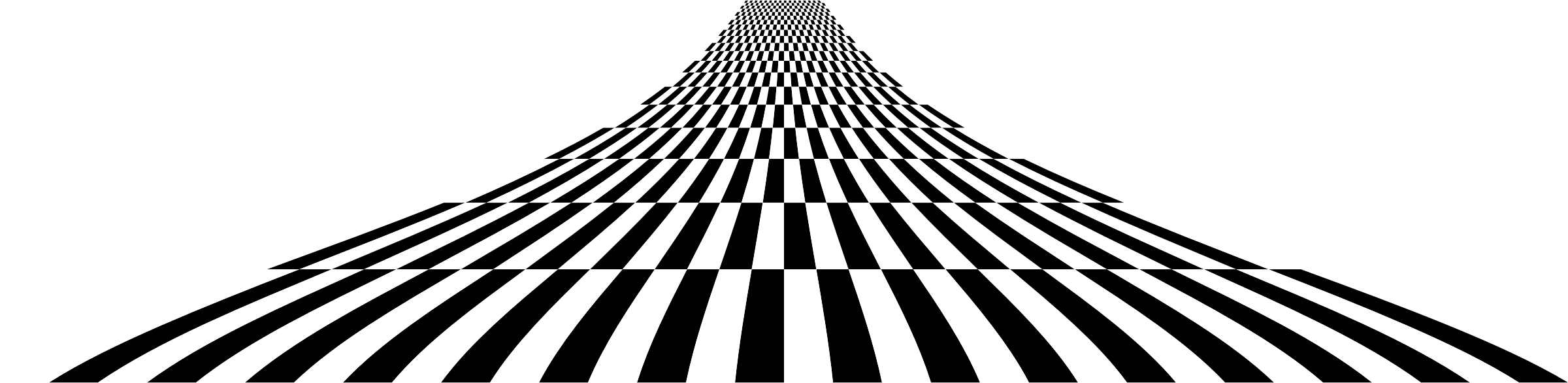 Checkerboard Perspective 3 by GDJ