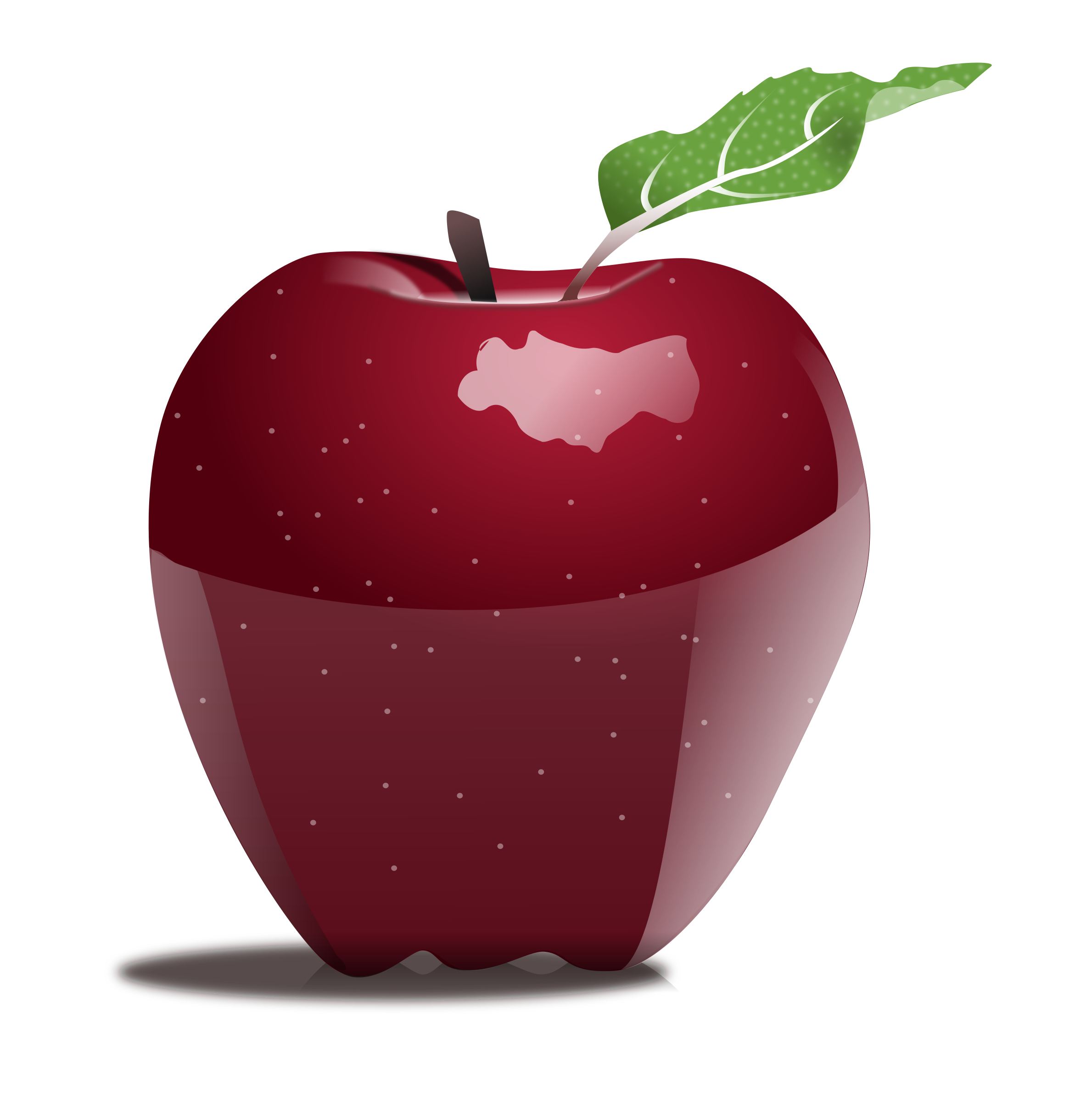 Apple by prapanj