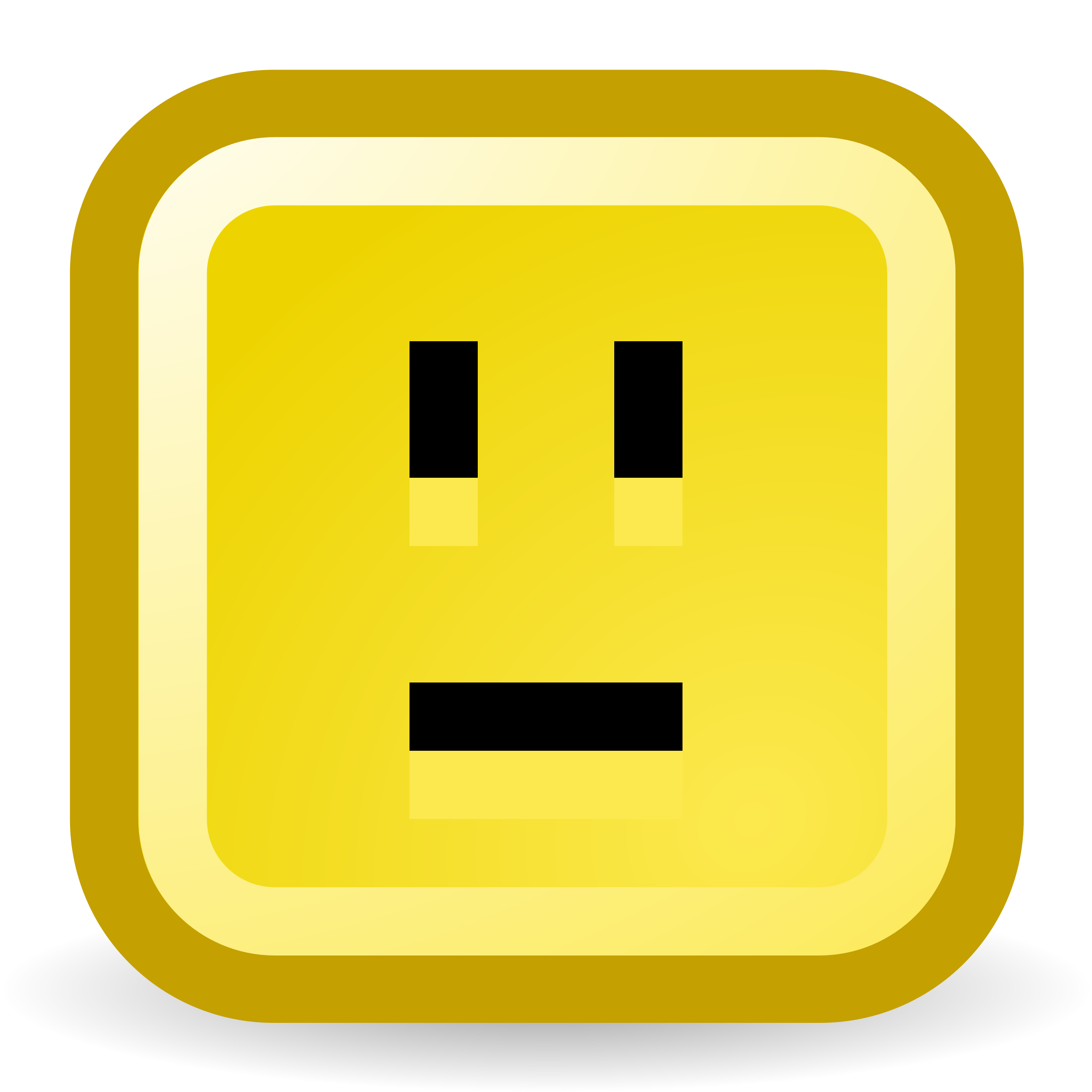 No smile icon by qubodup