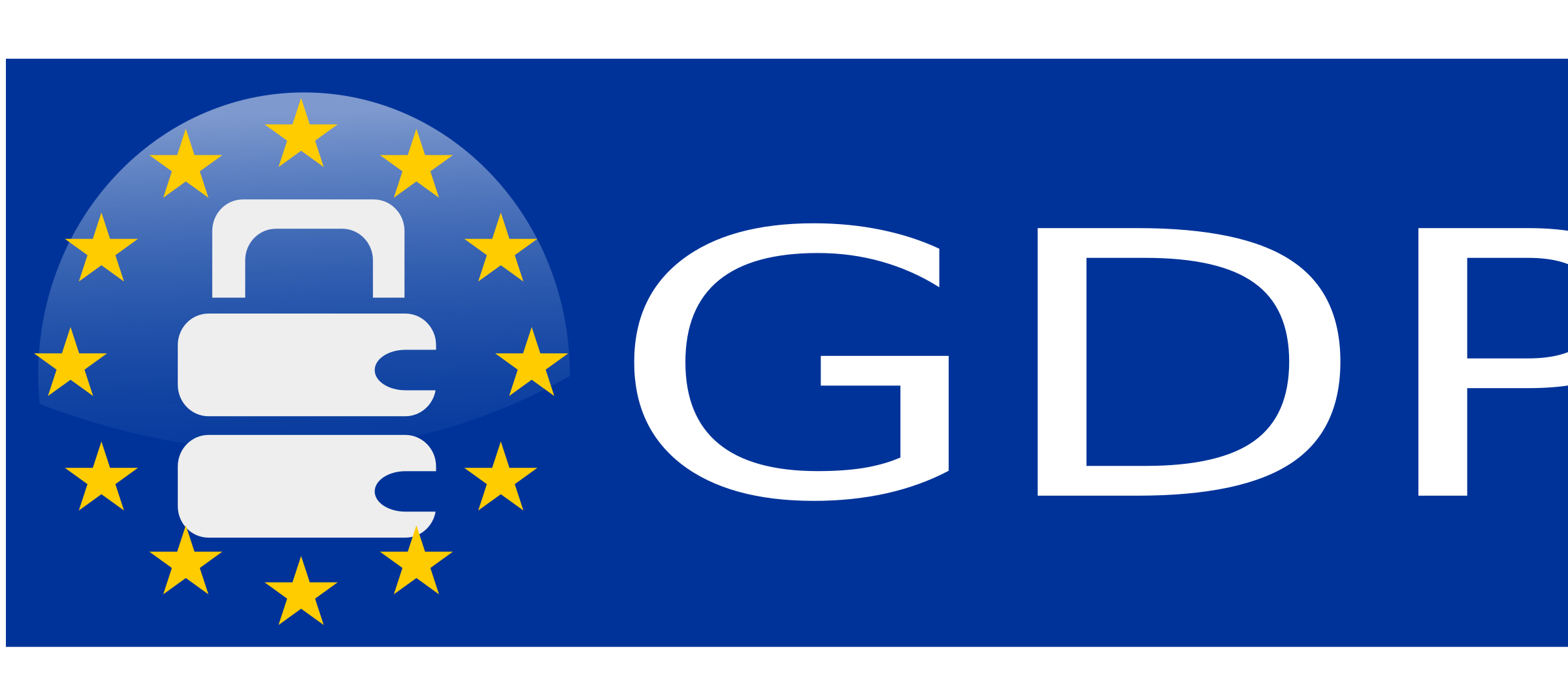 GDPR Europe Lock by elconomeno@email.com