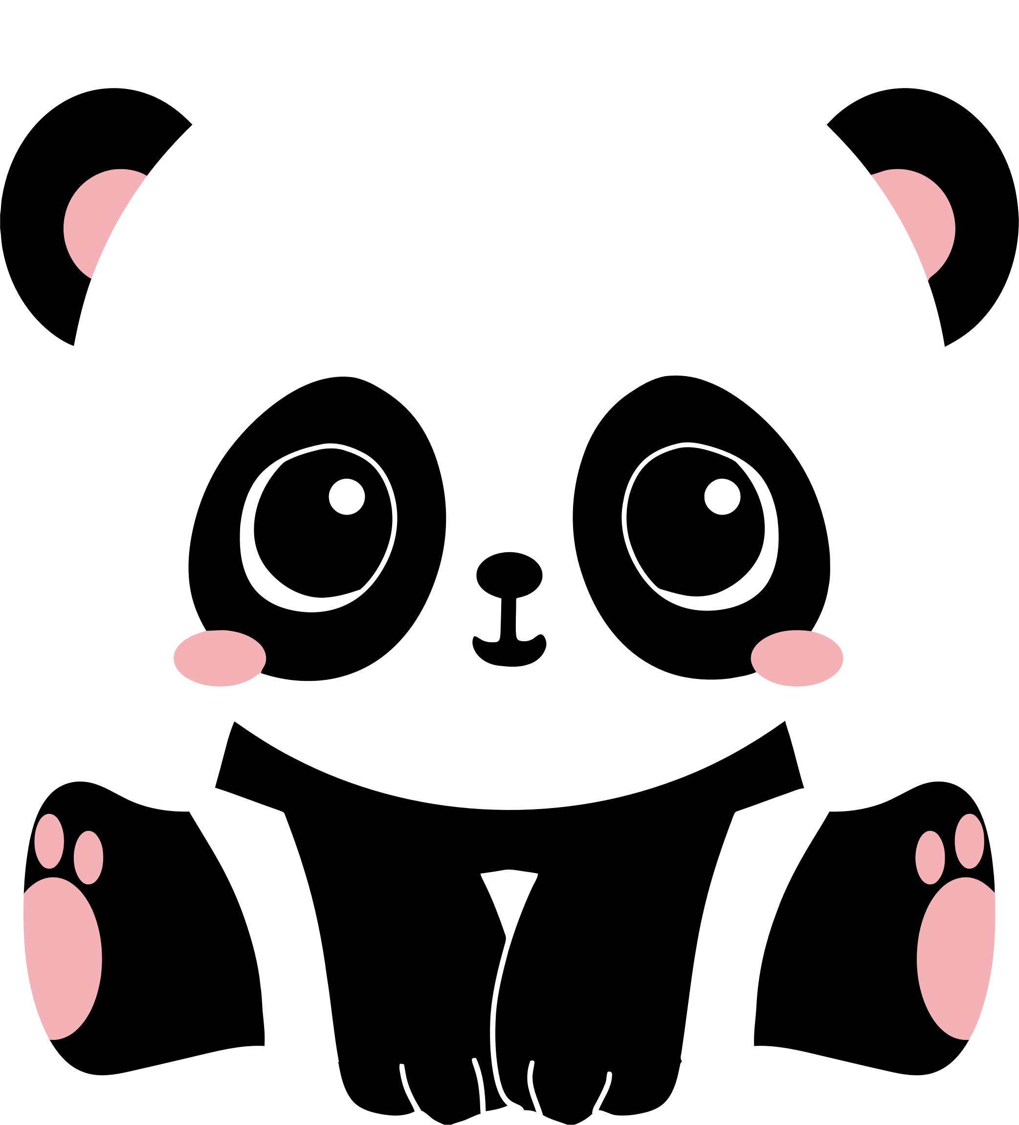 Adorable Panda by GDJ