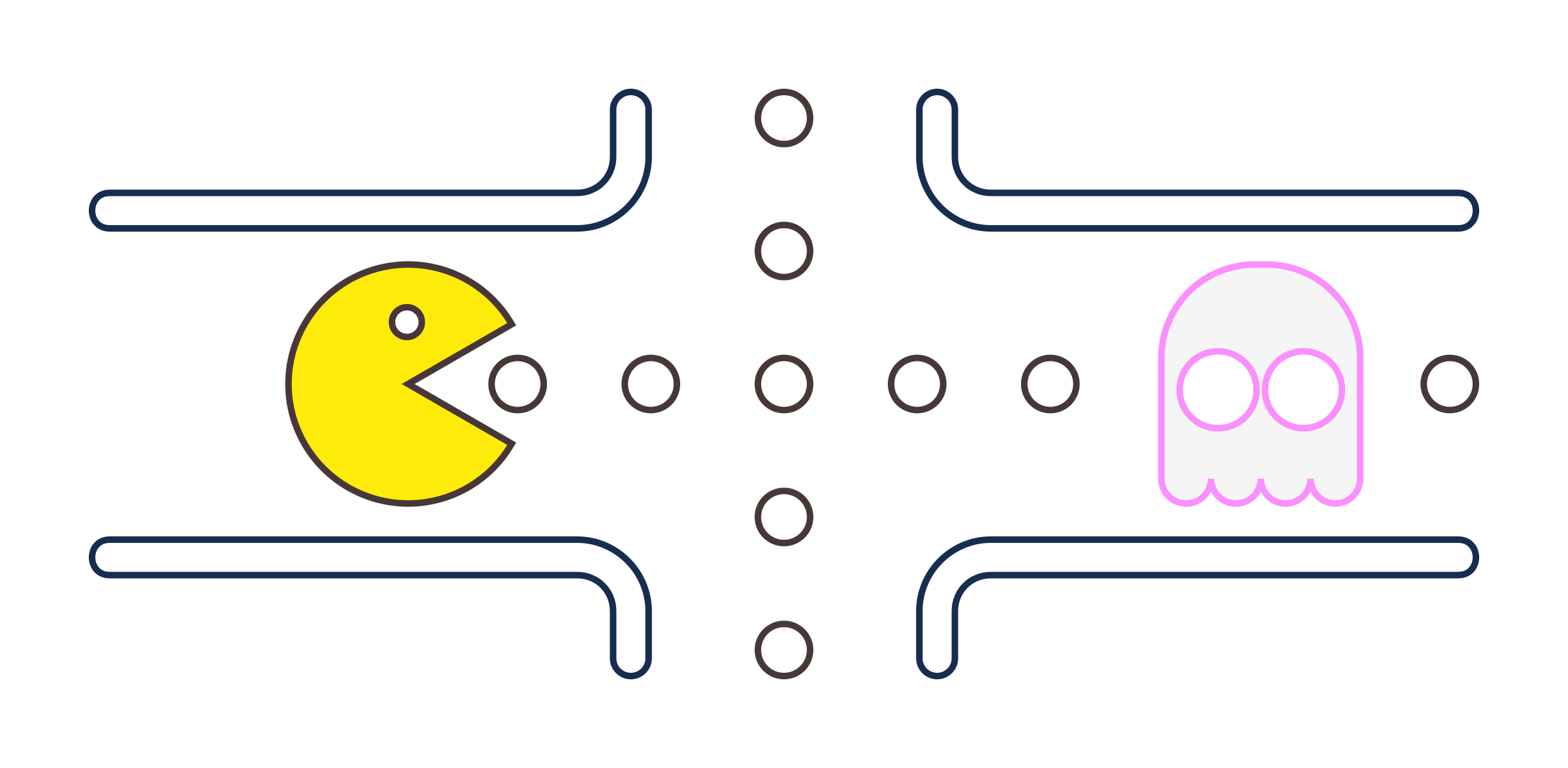 PacMan by m1981