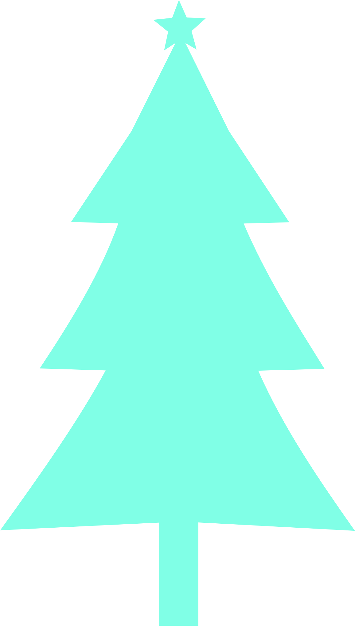 Small Light Up Christmas Tree