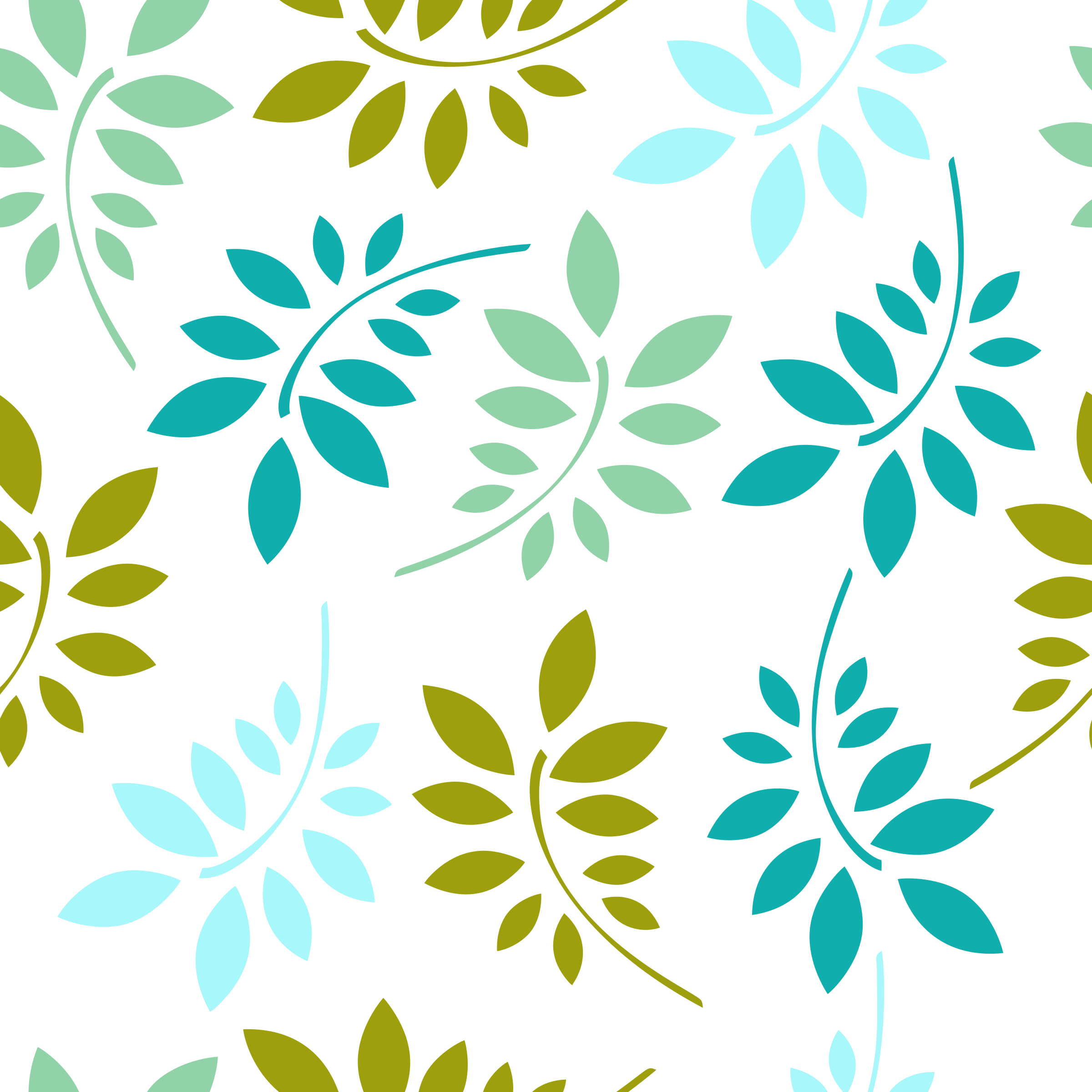 Calendar Background Designs Png : Clipart leaves seamless pattern by karen arnold