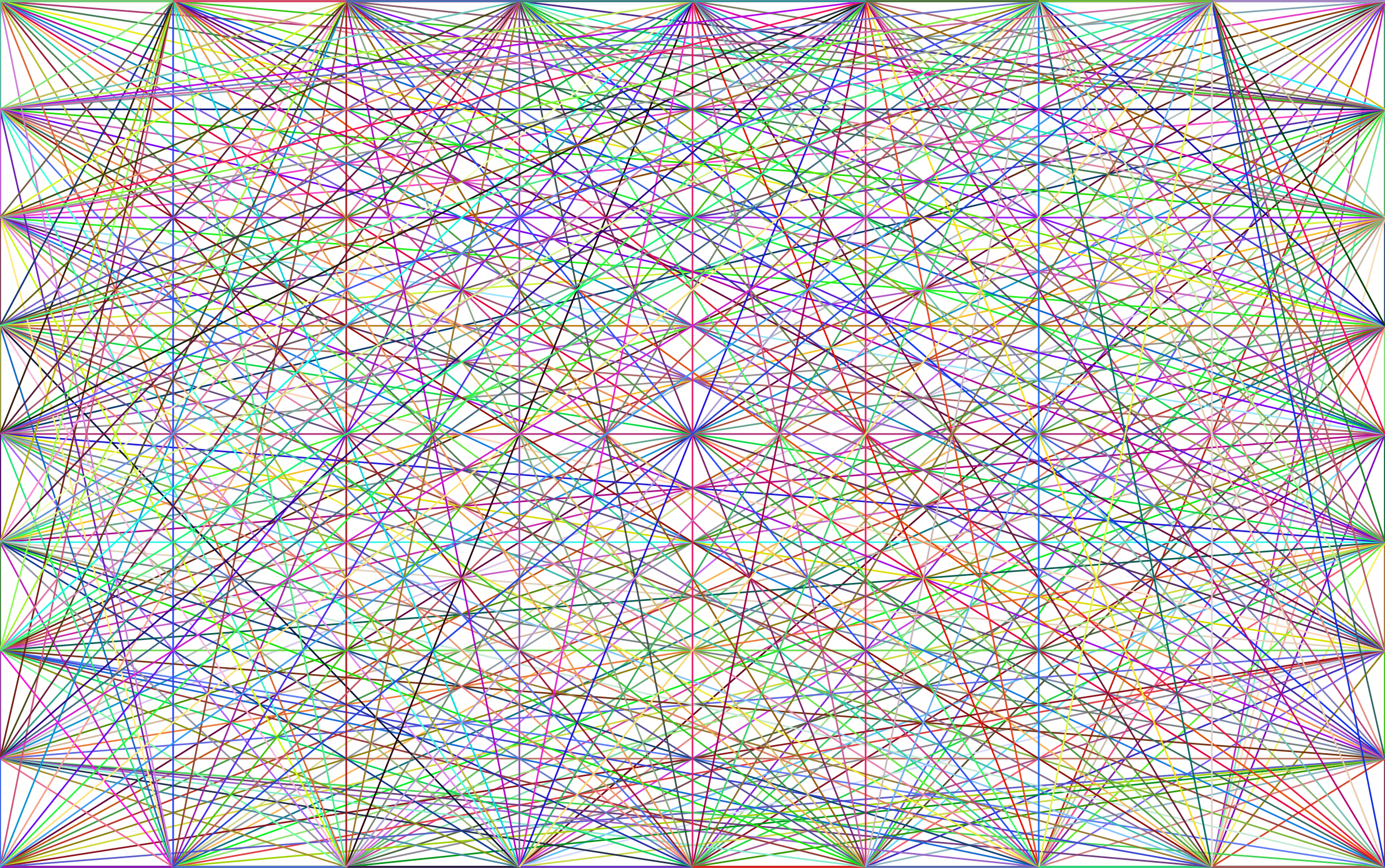 Prismatic Network Background No Black by GDJ