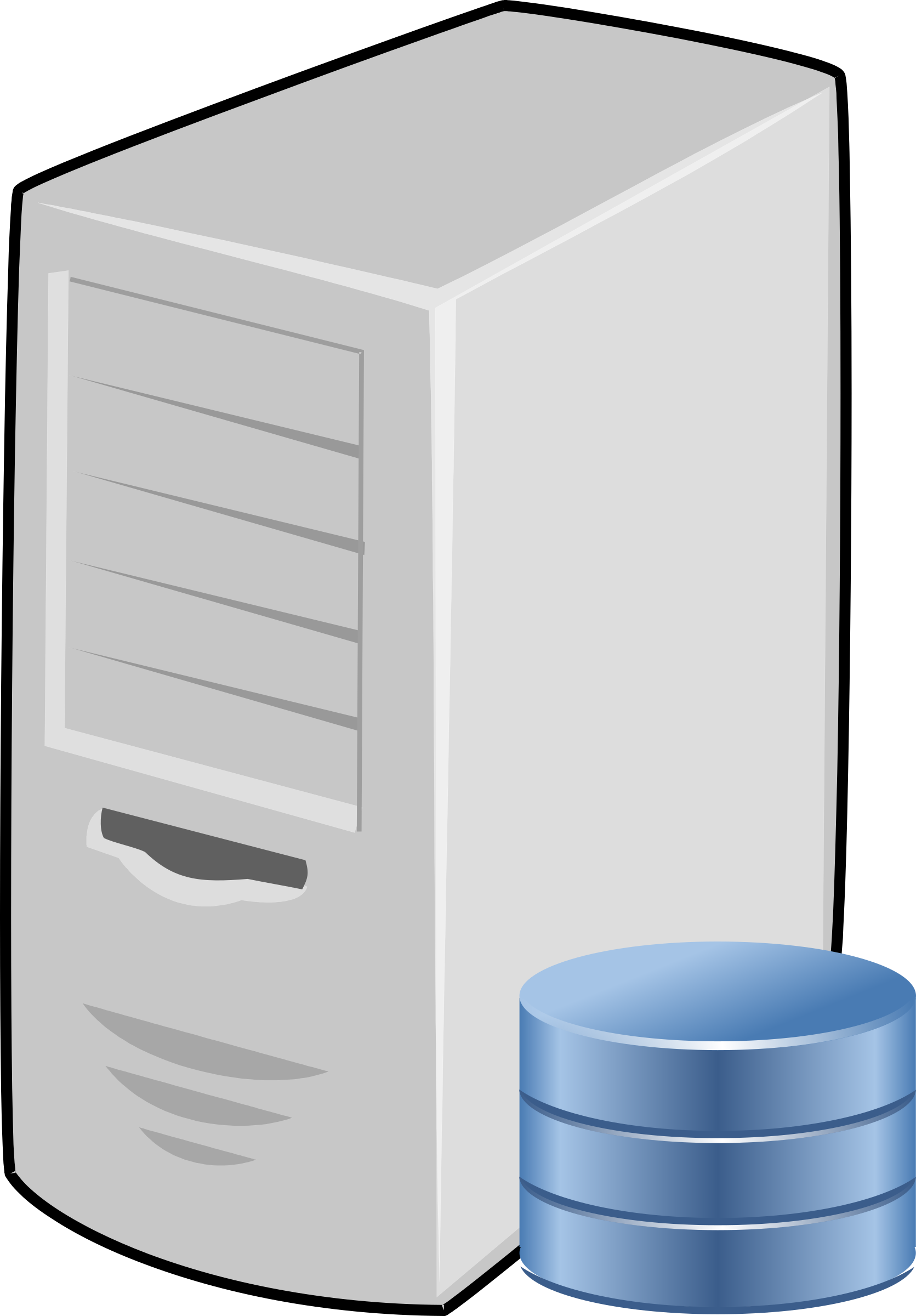 Database Server by ujmoser