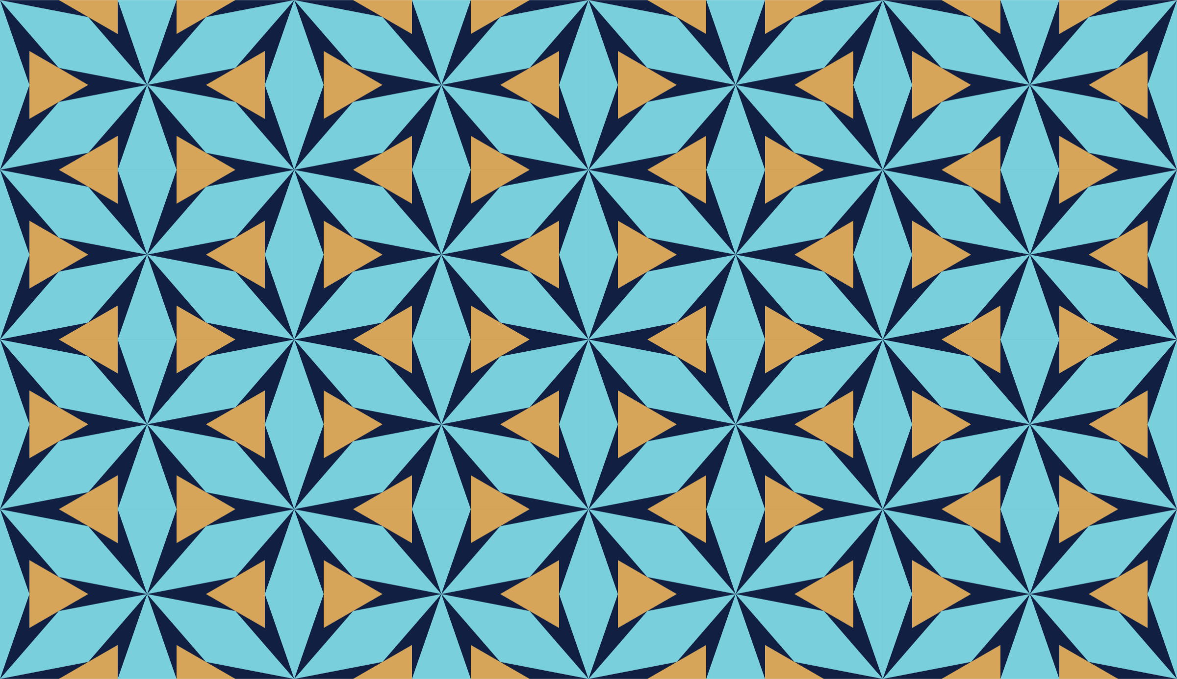 Tessellation 15 (colour) by Firkin