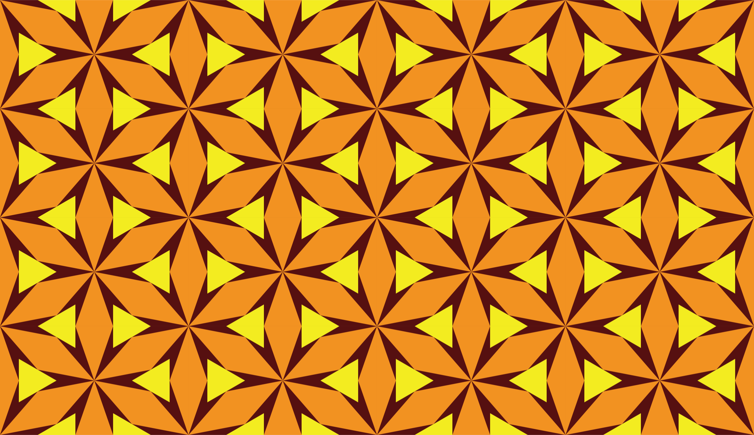 Tessellation 15 (colour 2) by Firkin