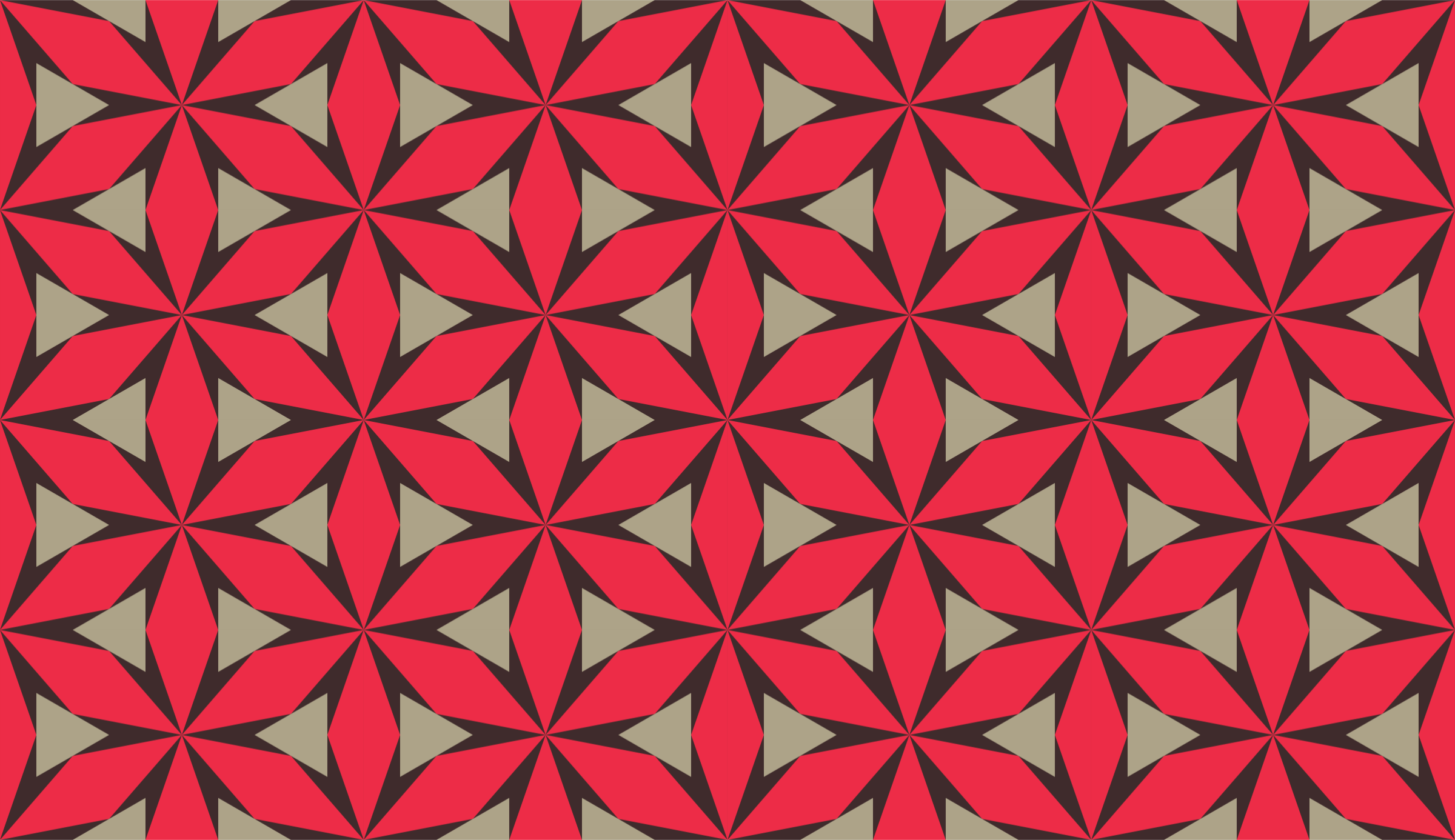 Tessellation 15 (colour 3) by Firkin