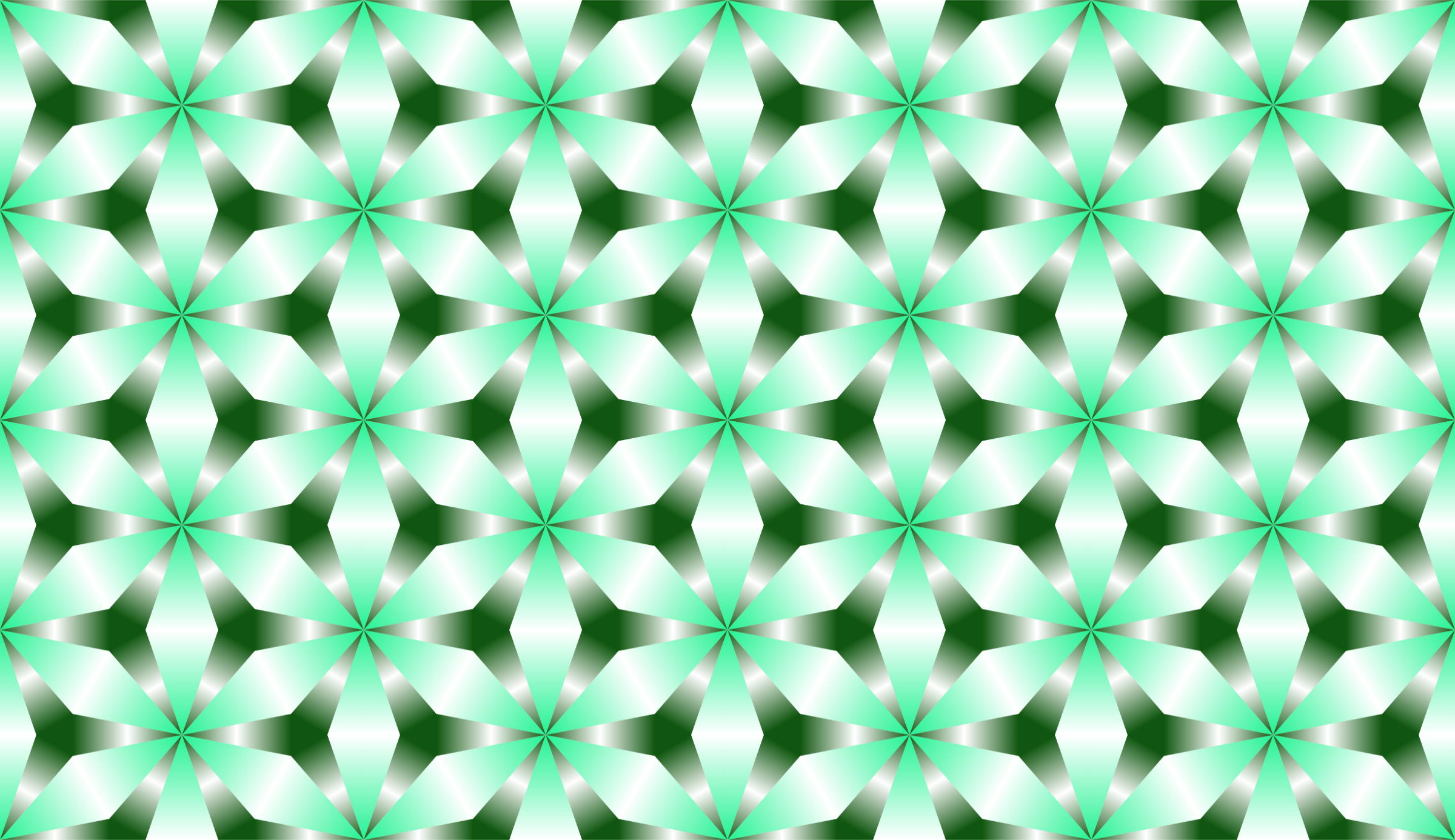 Tessellation 16 (colour 3) by Firkin