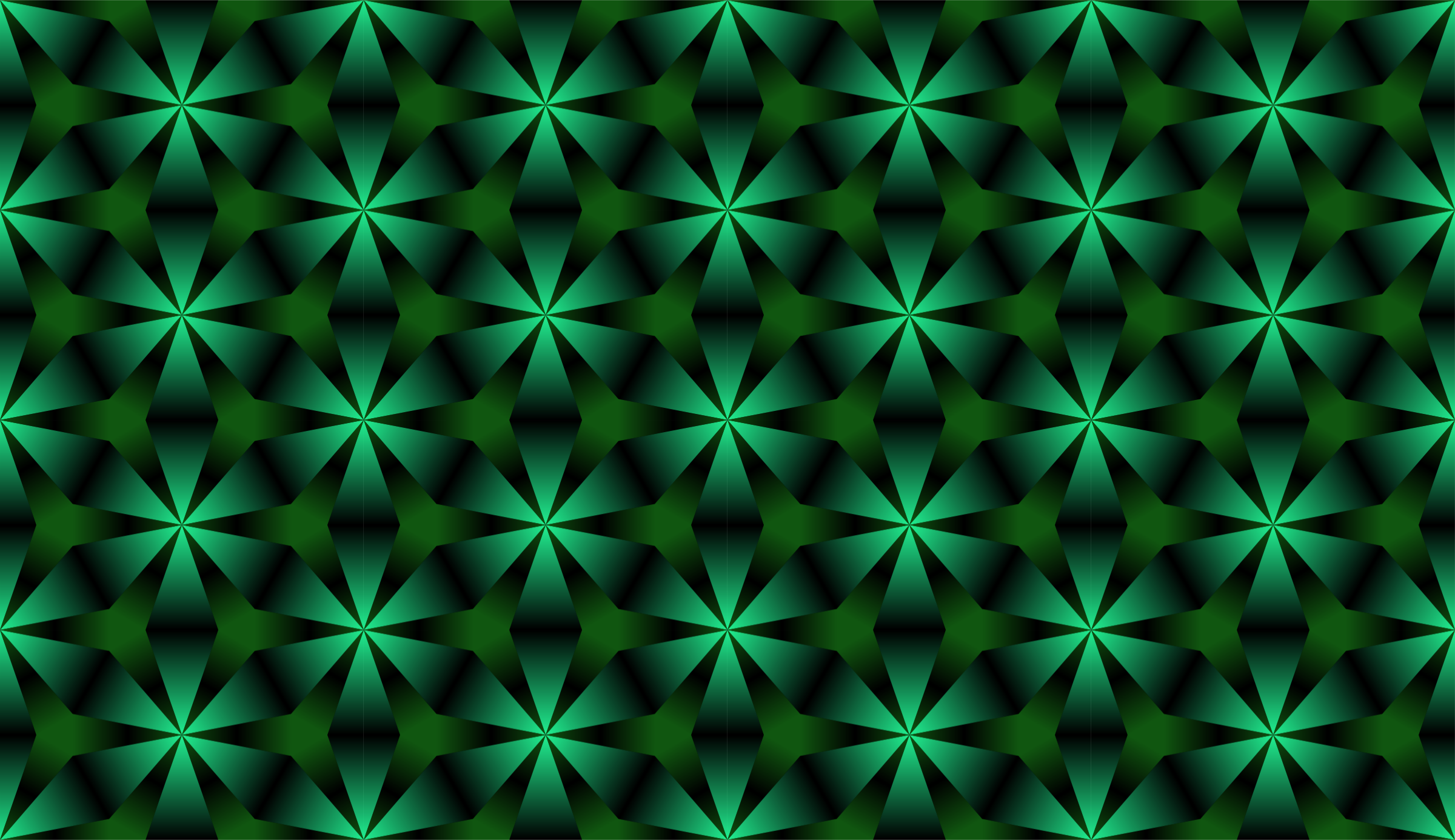Tessellation 16 (colour 4) by Firkin