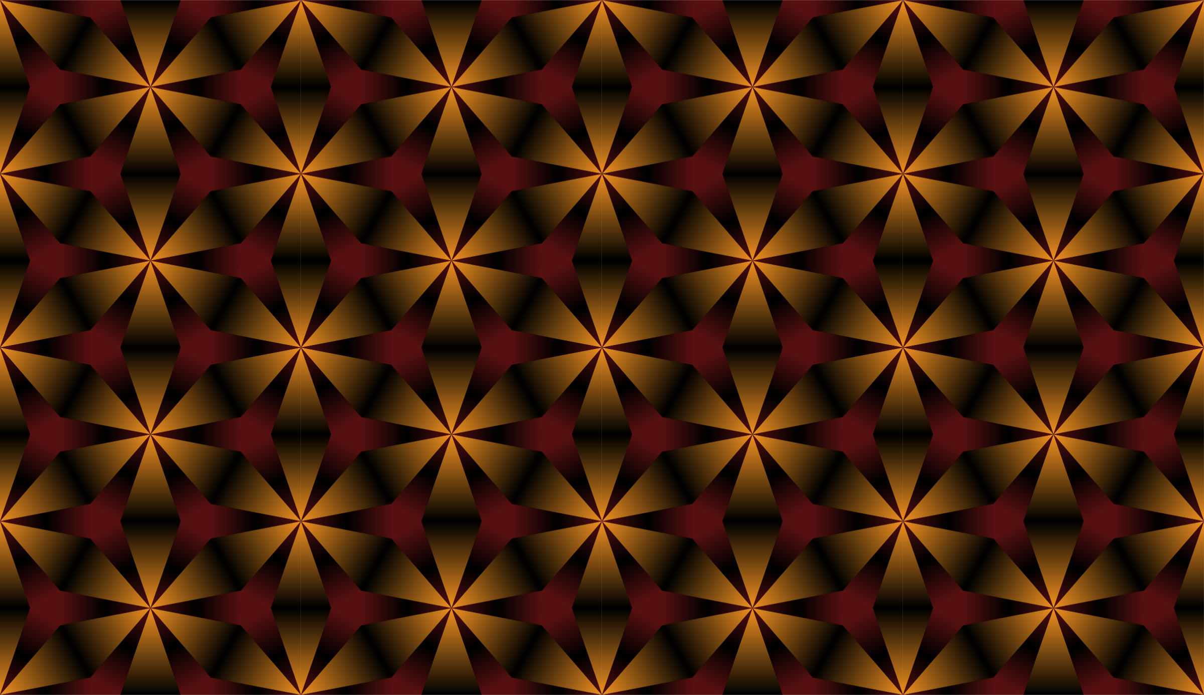 Tessellation 16 (colour 5) by Firkin