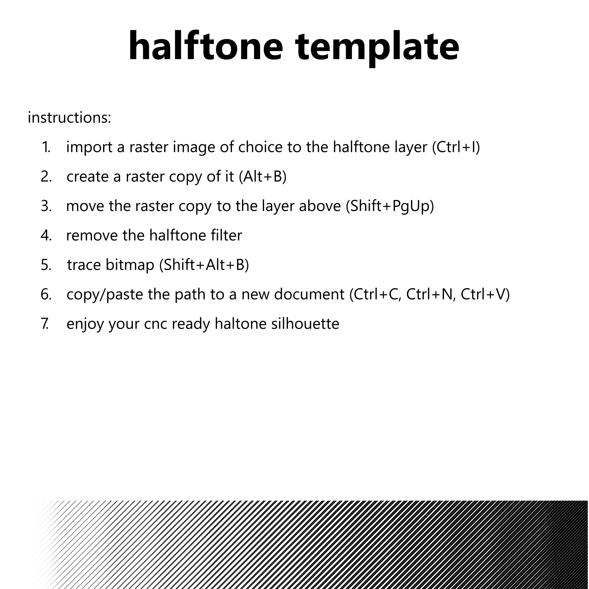 halftone template 2 by Lazur URH