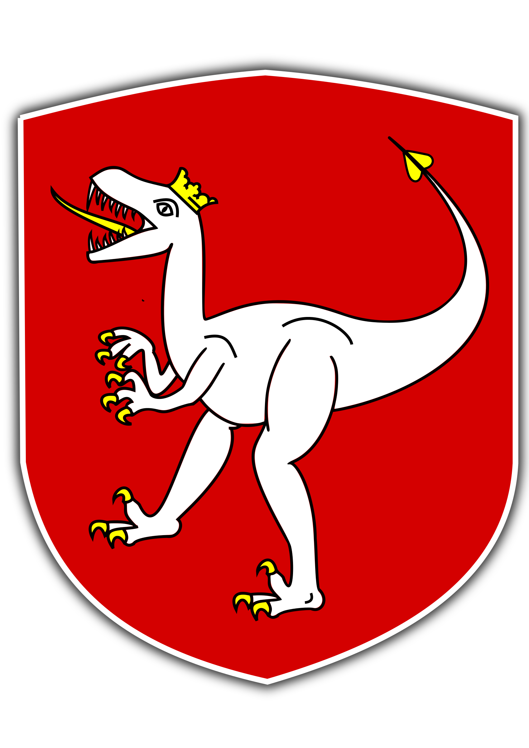 Czech Dino by usiiik