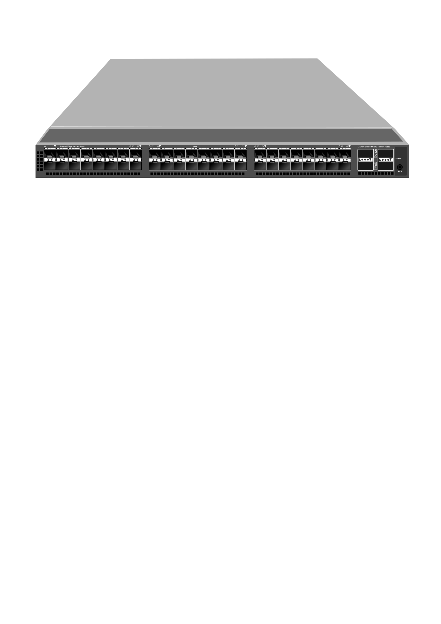 switch for rackmount by ifish