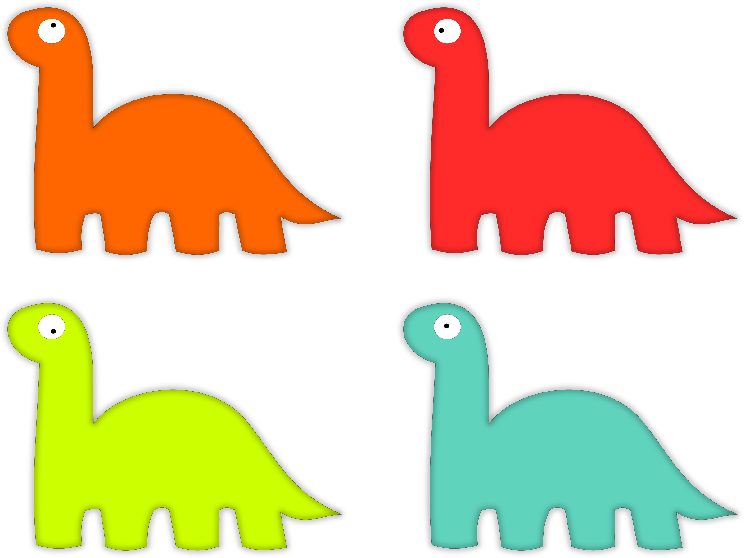 Dino Icons by usiiik