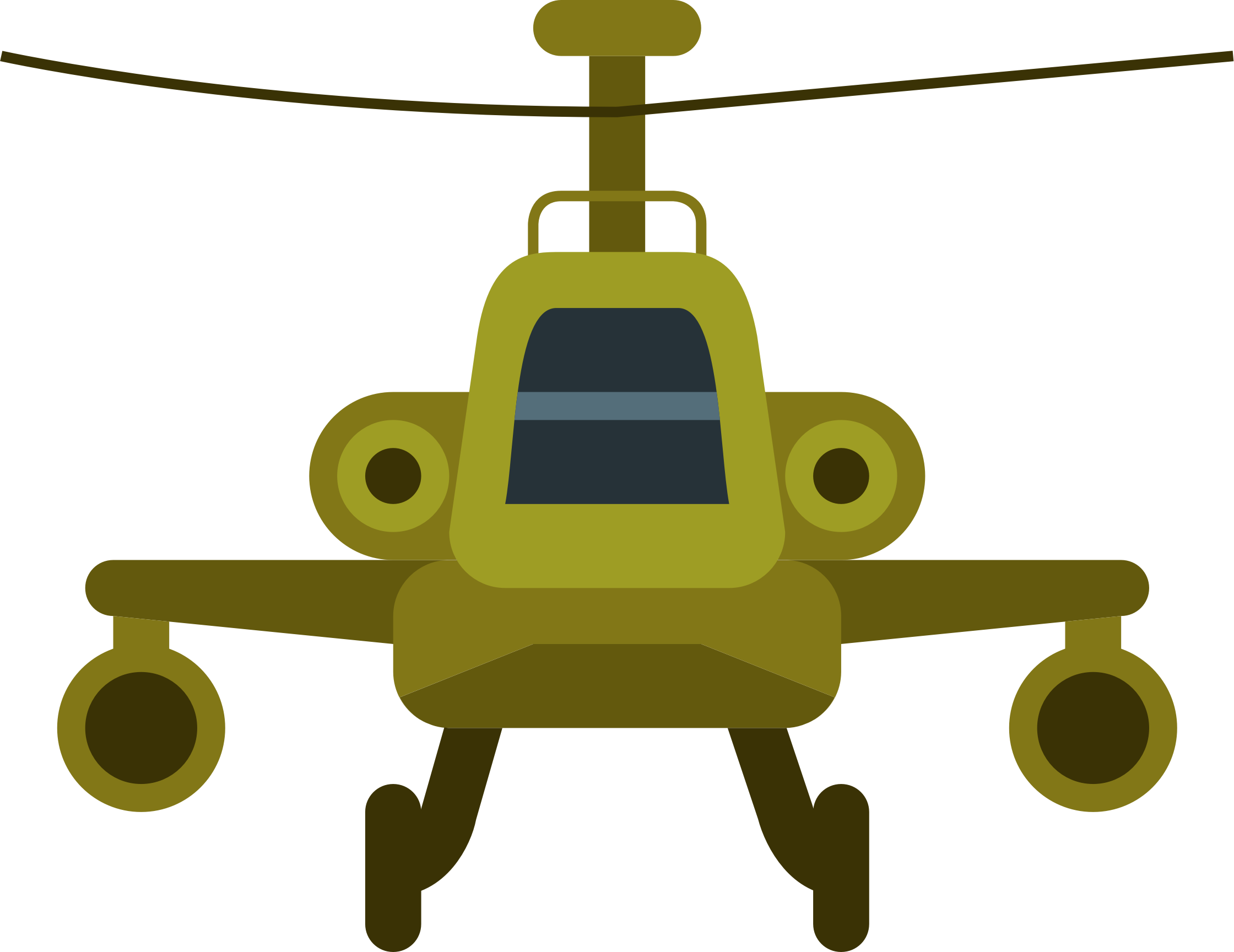 Helicopter  by Designer.io
