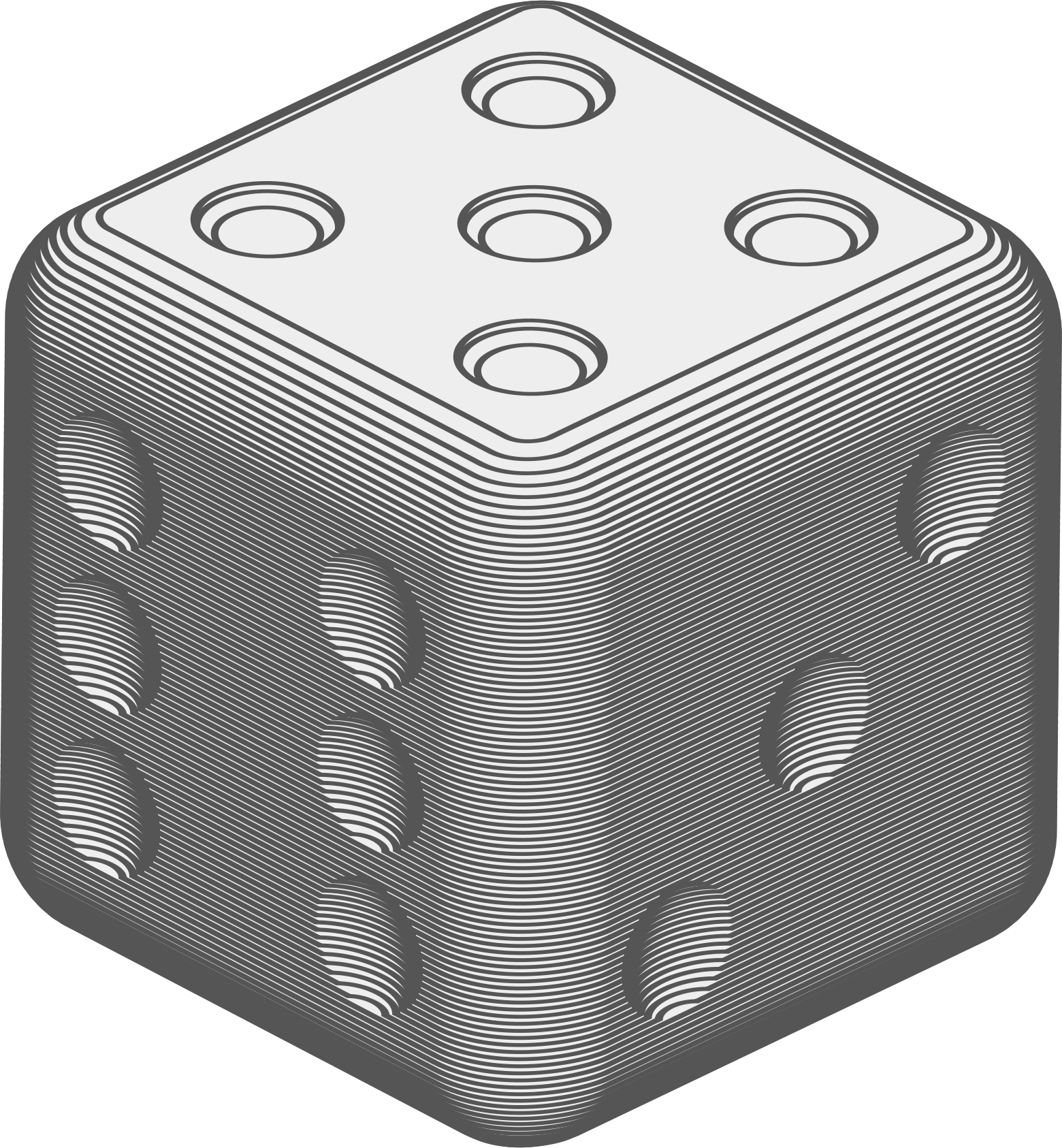 Animated Dice 2 by jarda