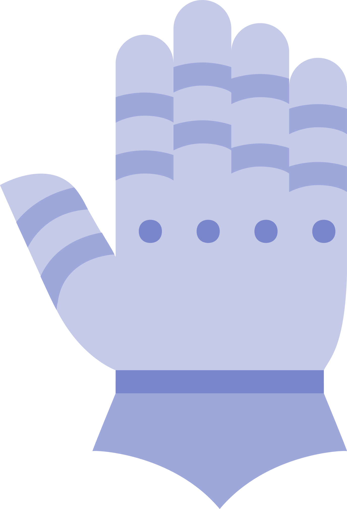 Gloves by Designer.io