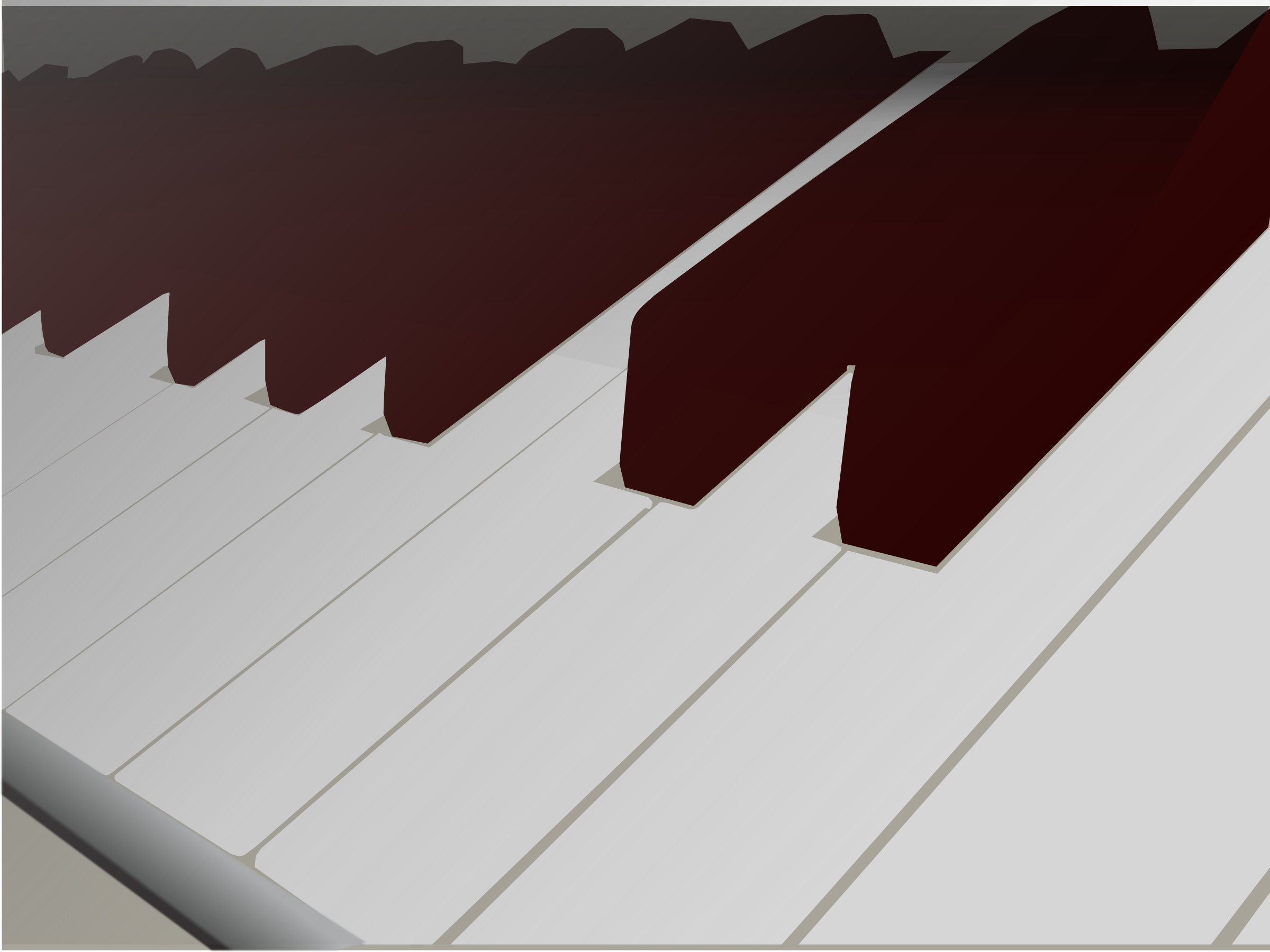 Piano Keyboard by SunKing2