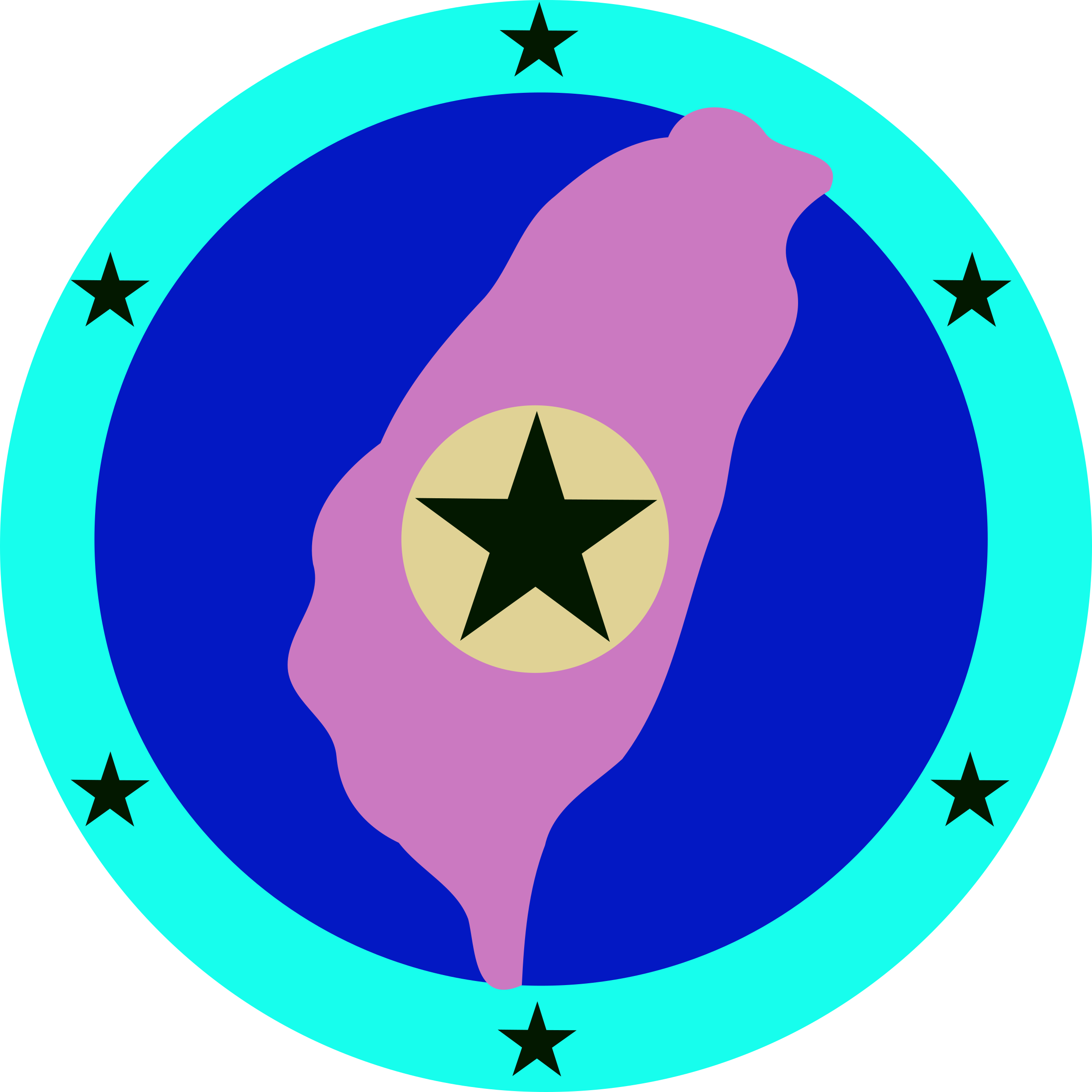 Emblem of Taiwan Ghost Government by gracotw