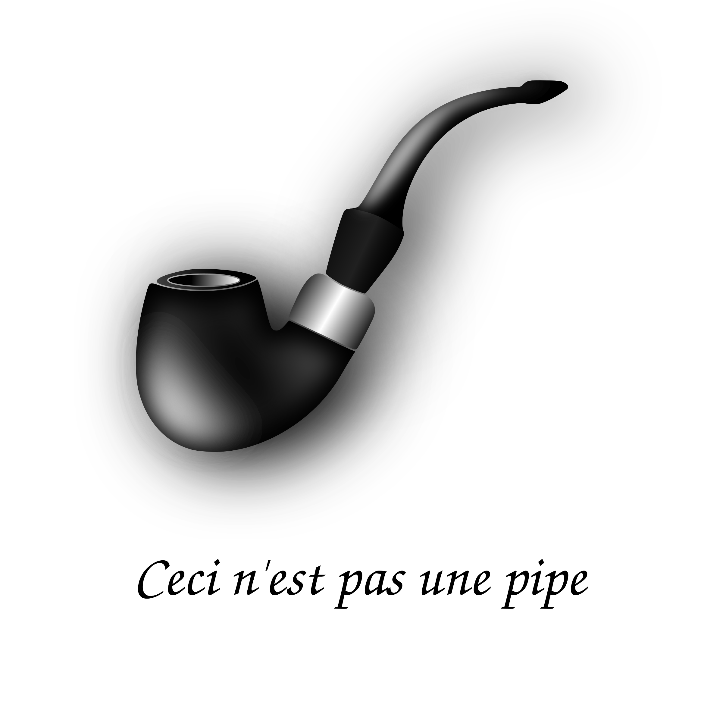 Ceci n'est pas une pipe by smelly_boots