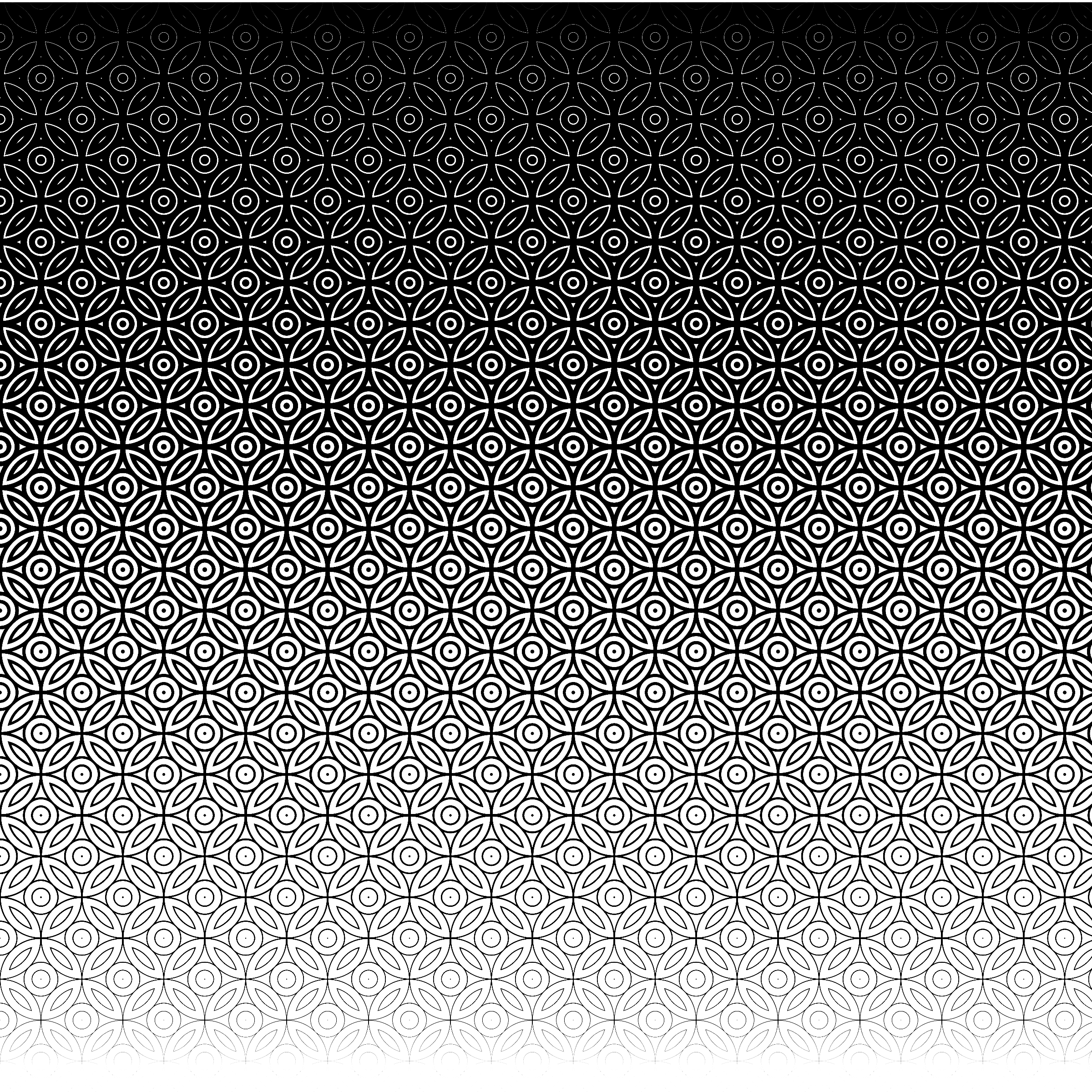 circle halftone template by Lazur URH
