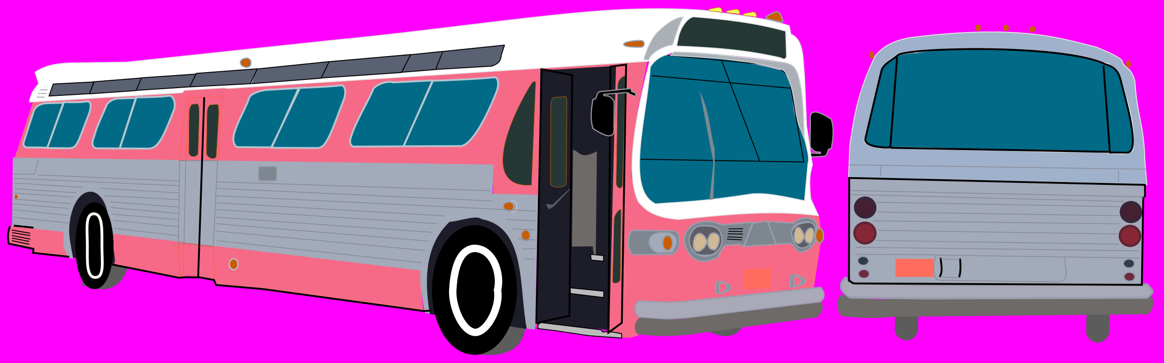 Transit Bus by Rfc1394