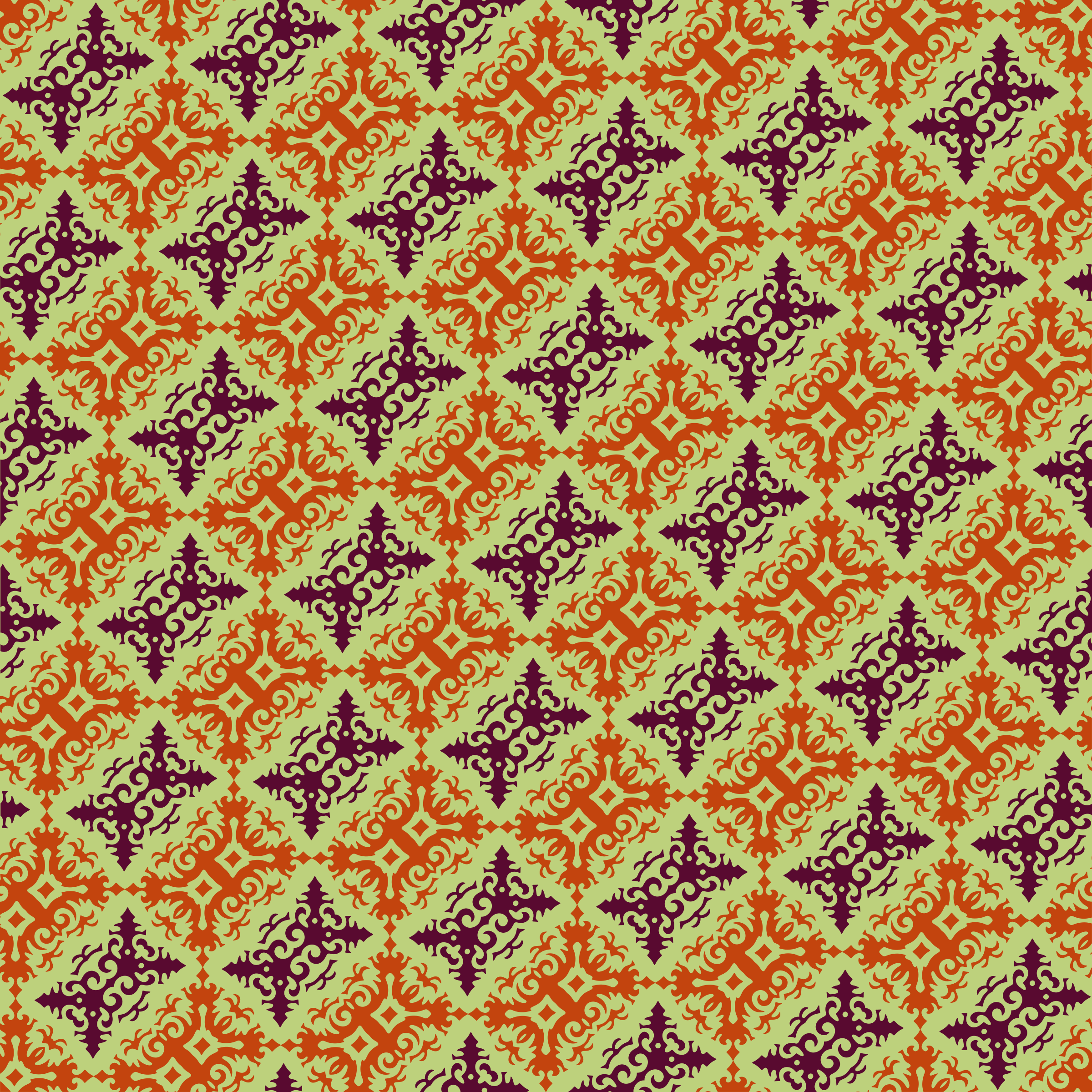 Background pattern 255 (colour) by Firkin