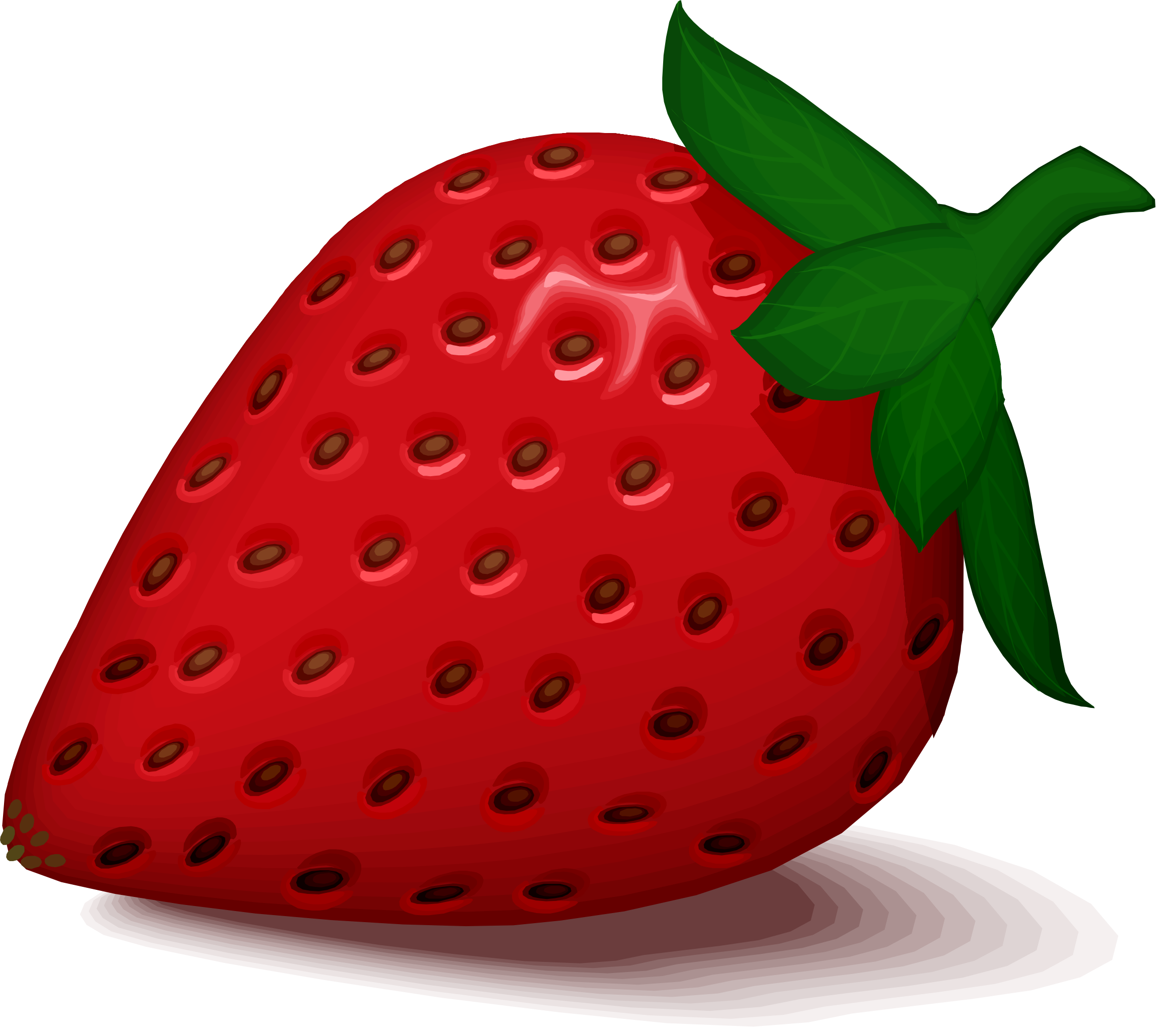 Clipart Strawberry