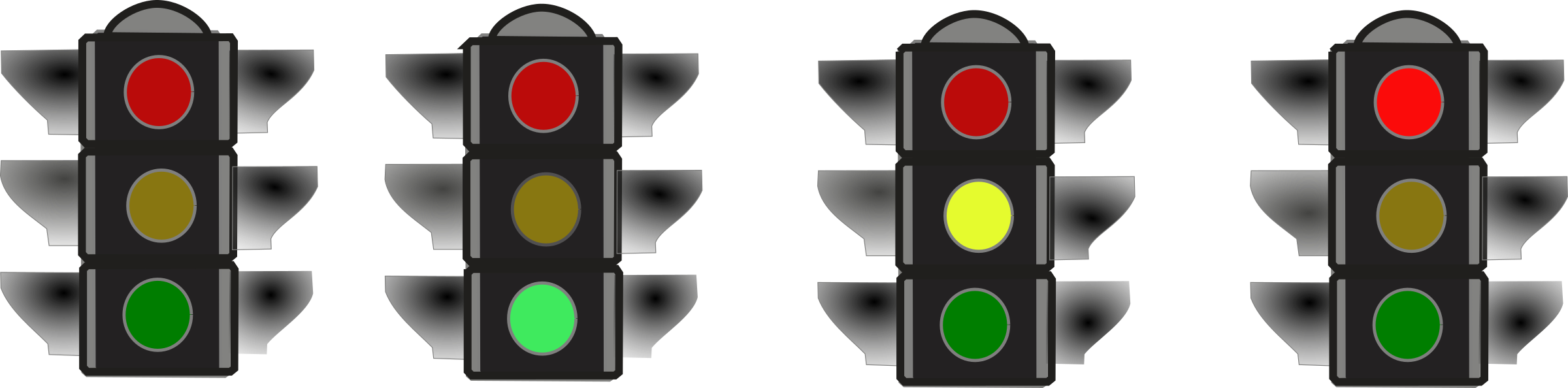 Traffic Signal by Rfc1394