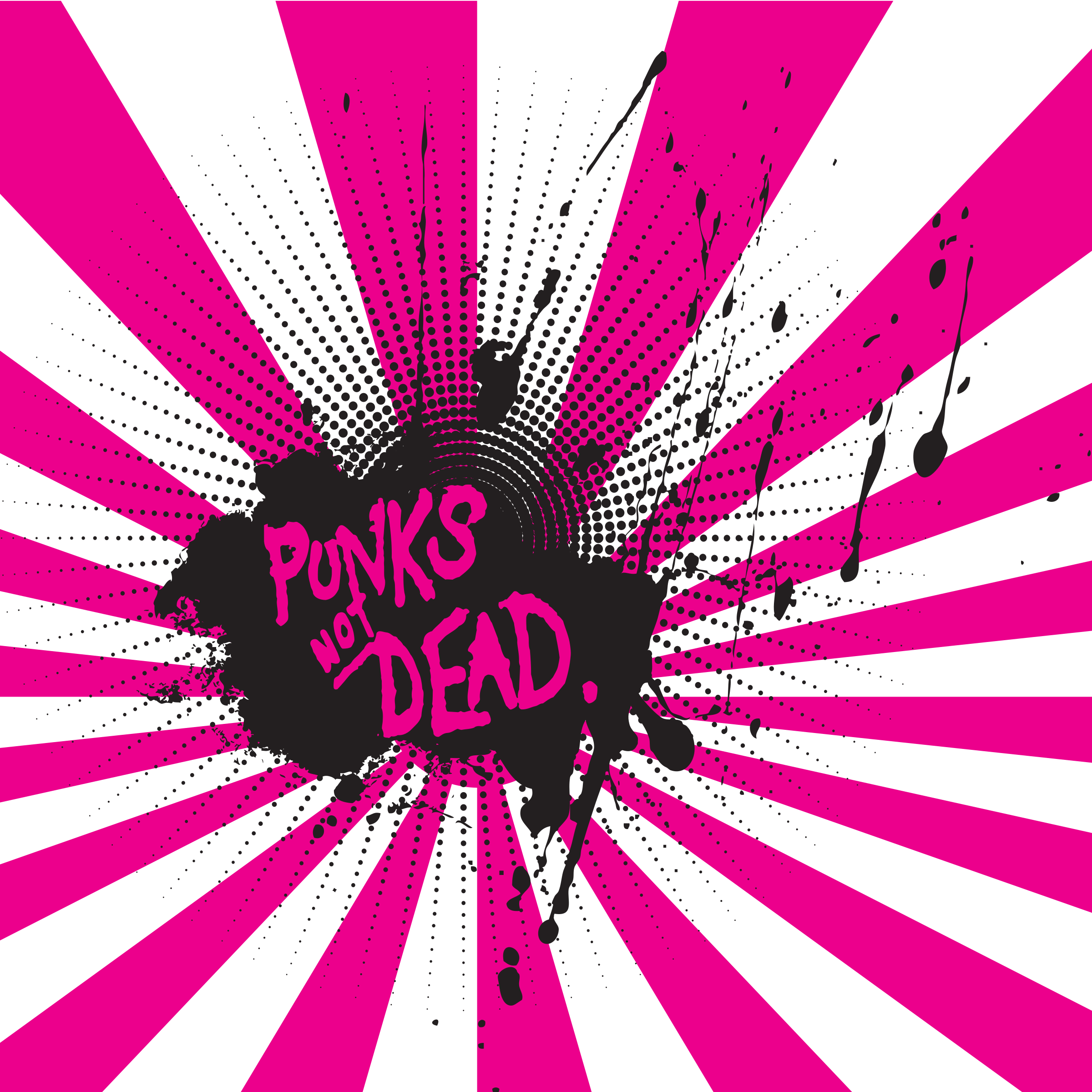 Punk's not dead by liftarn