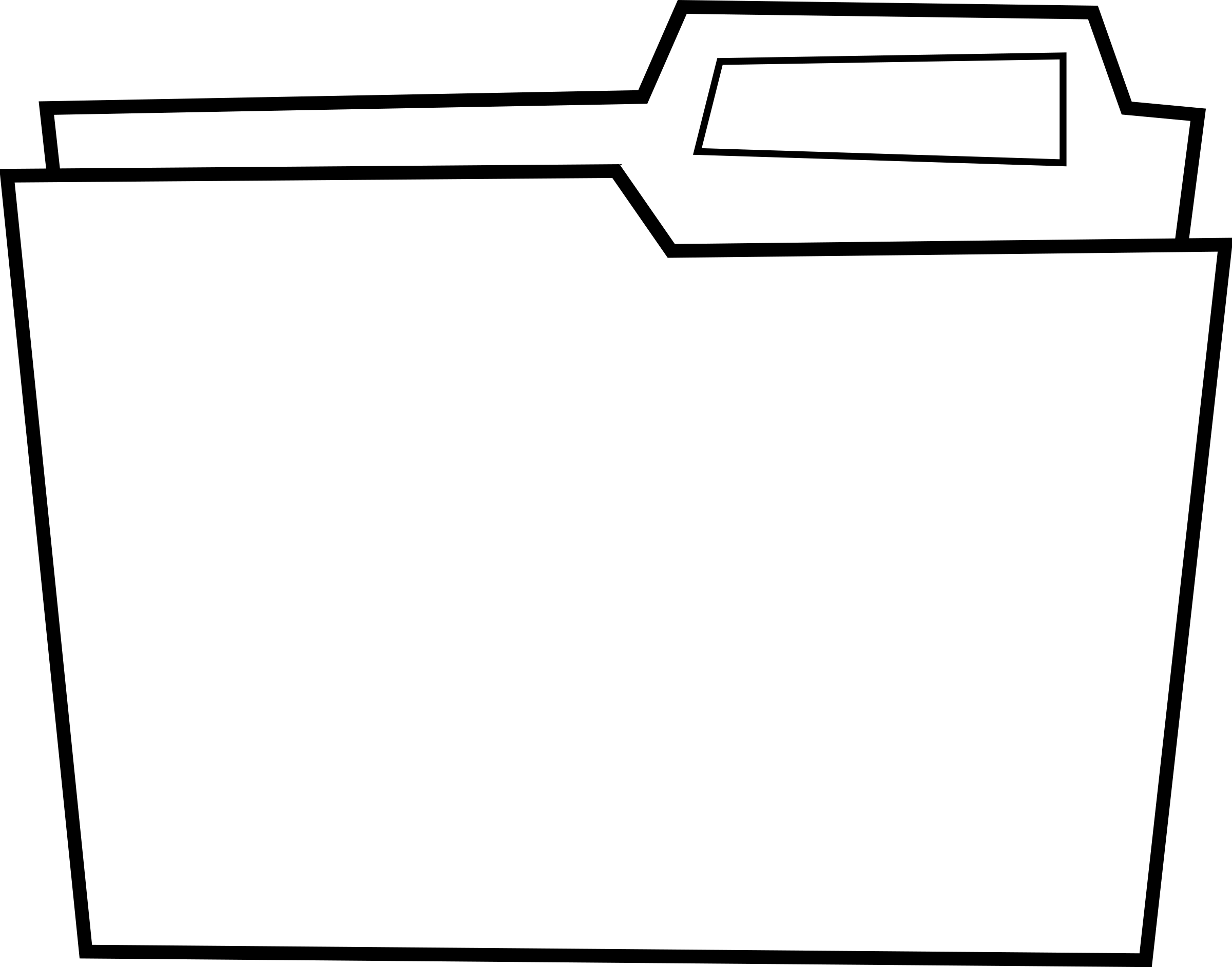 Computer keyboard coloring page