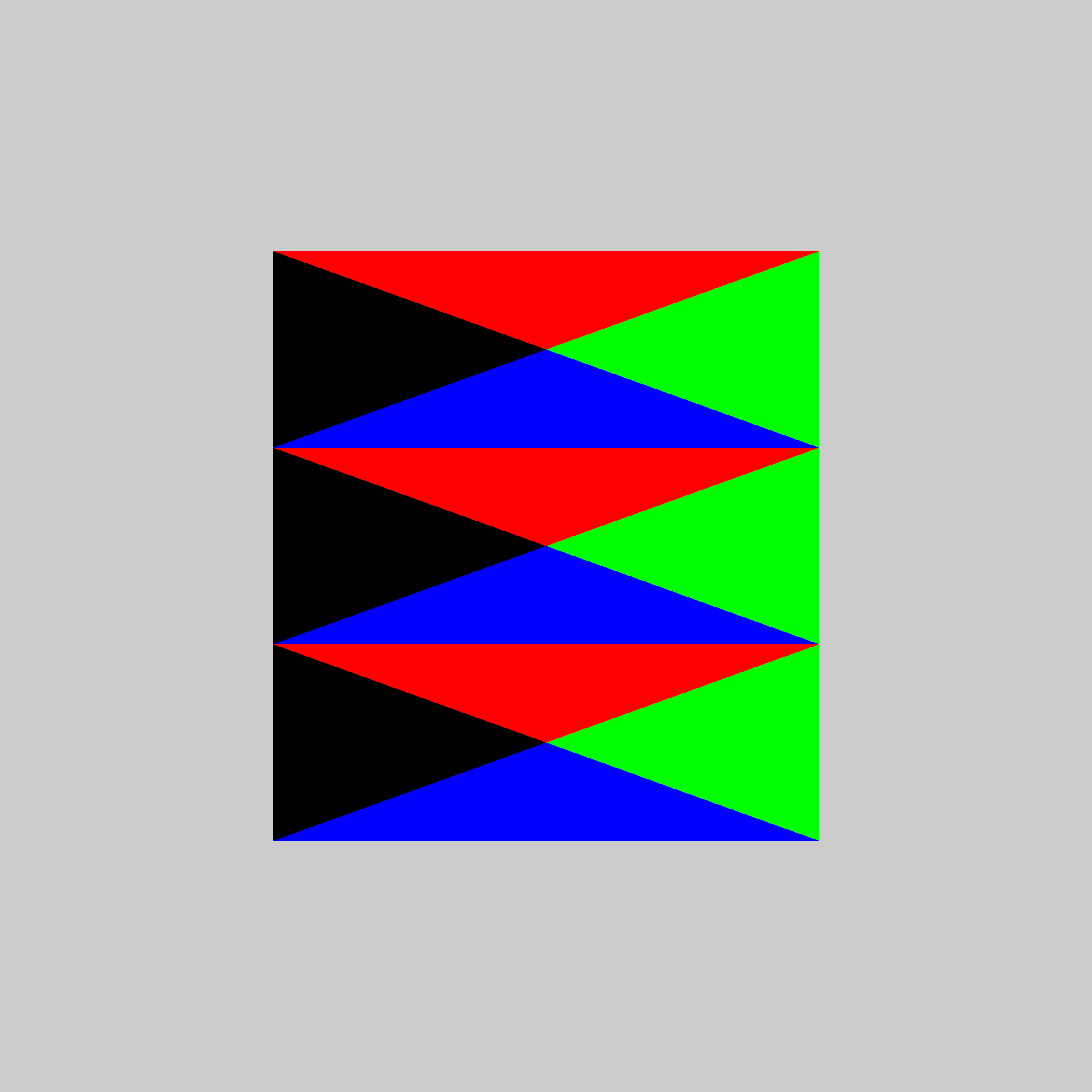 rotating squares (animated) by Lazur URH