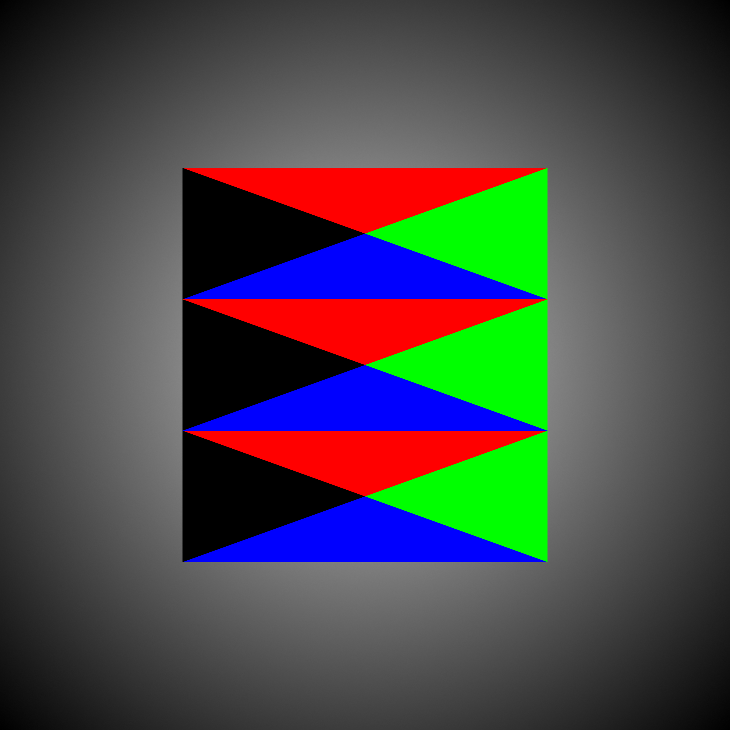 rotating squares 2 (animated) by Lazur URH