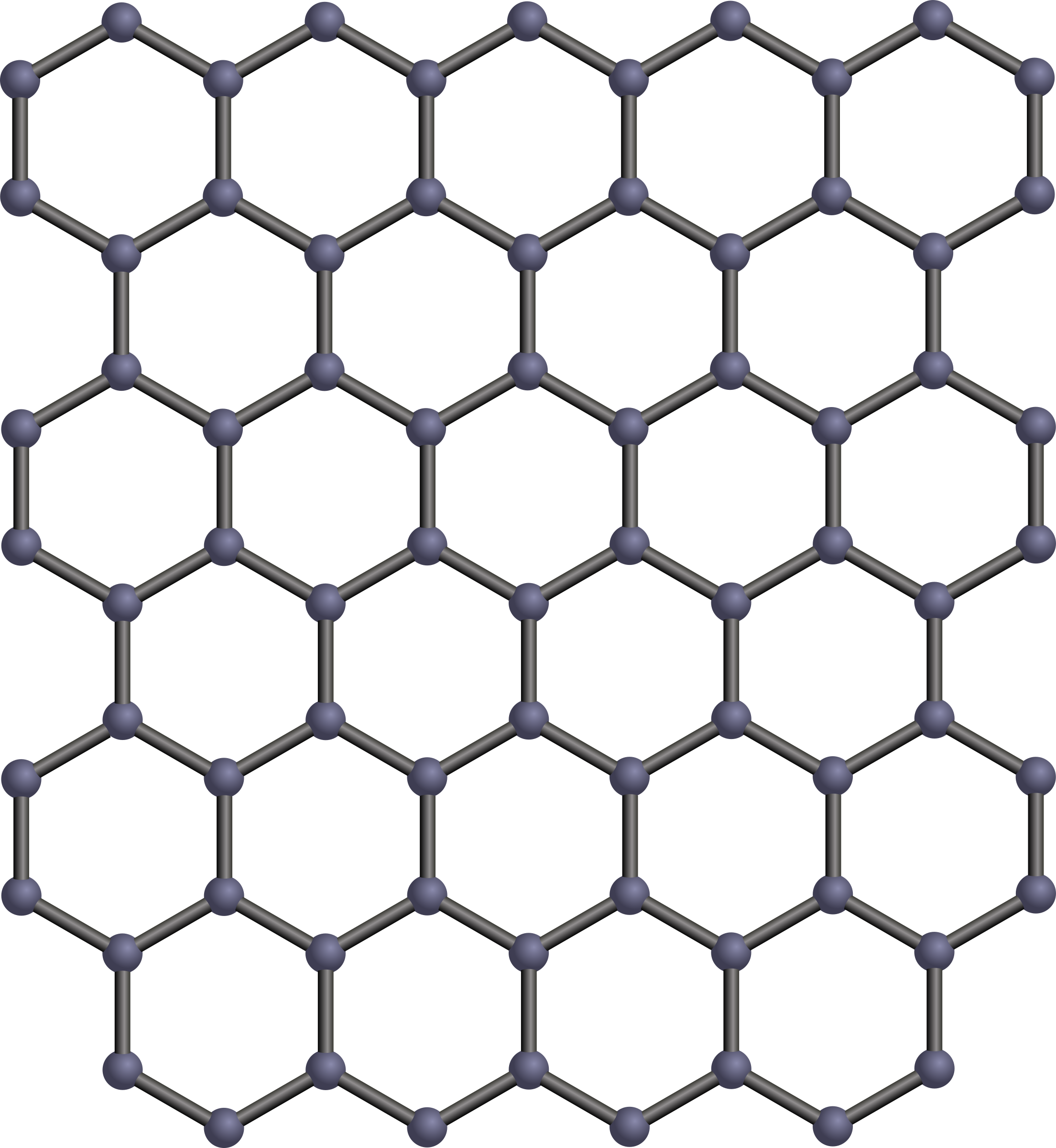 Graphene by J_Alves