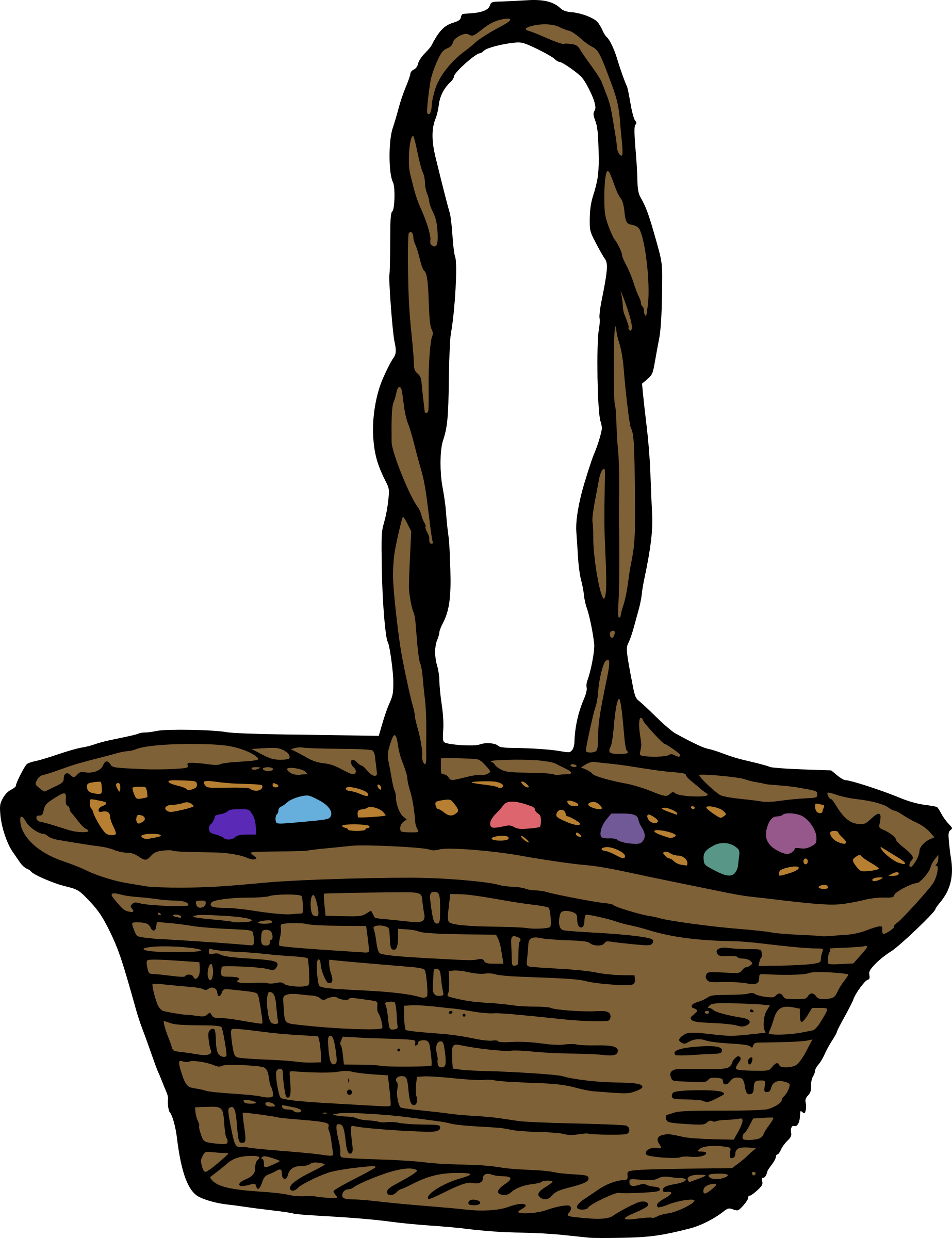 Easter Basket by j4p4n