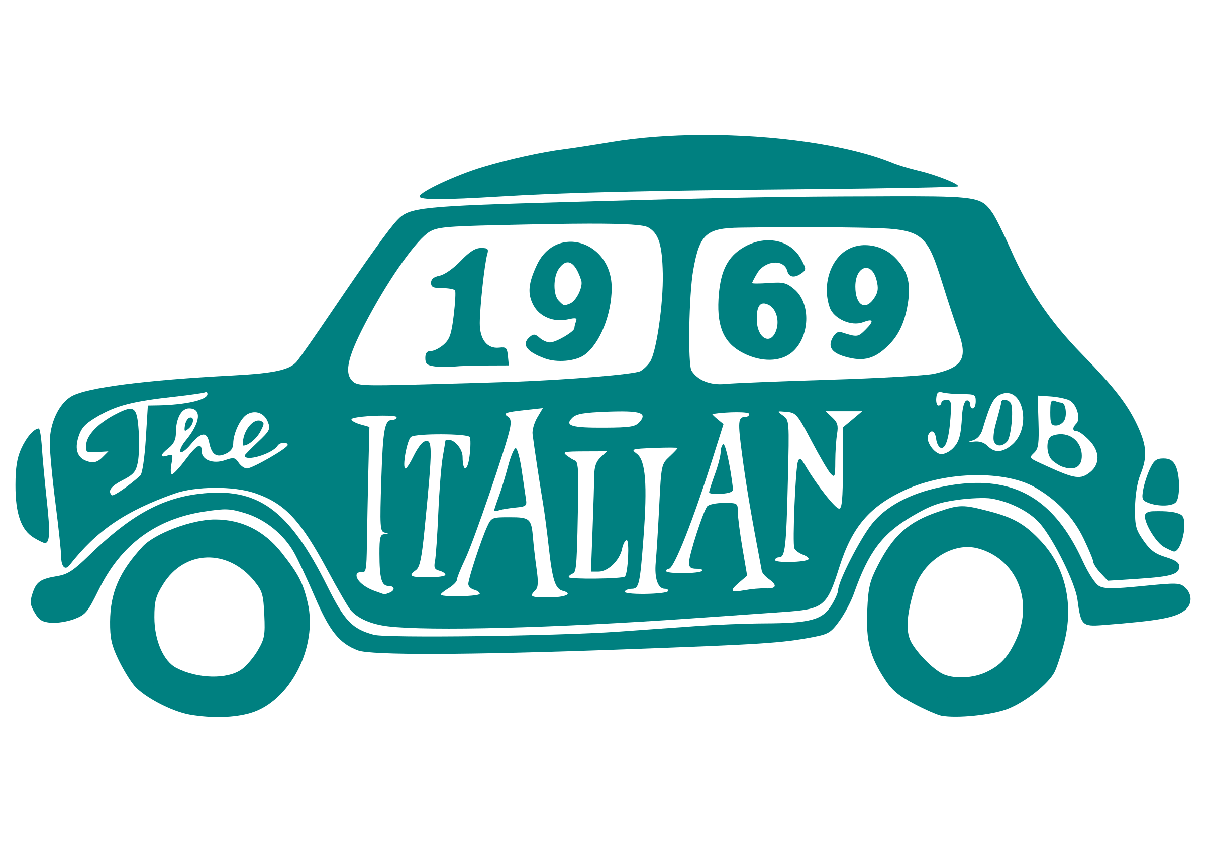 THE ITALIAN JOB by dordy