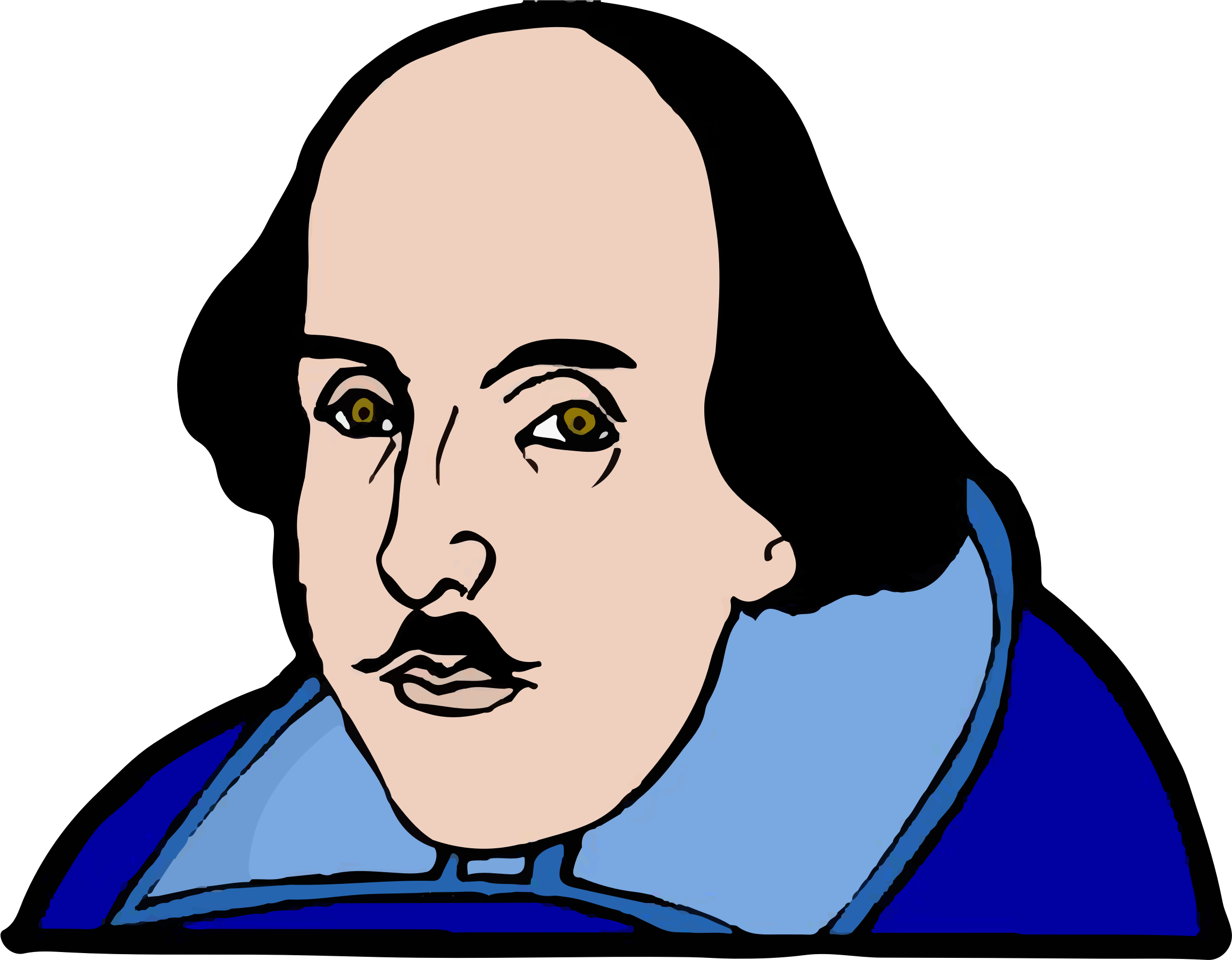 william shakespeare by cactus cowboy