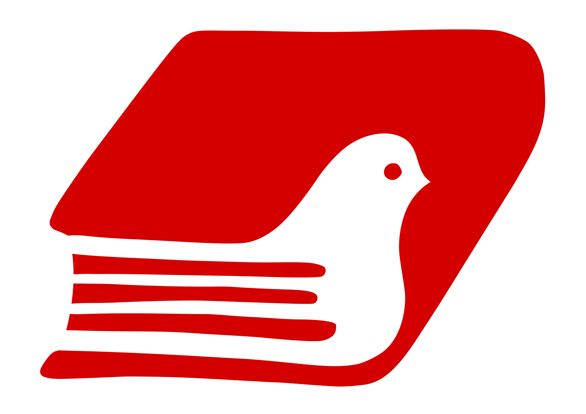 Peace Dove Book by worker