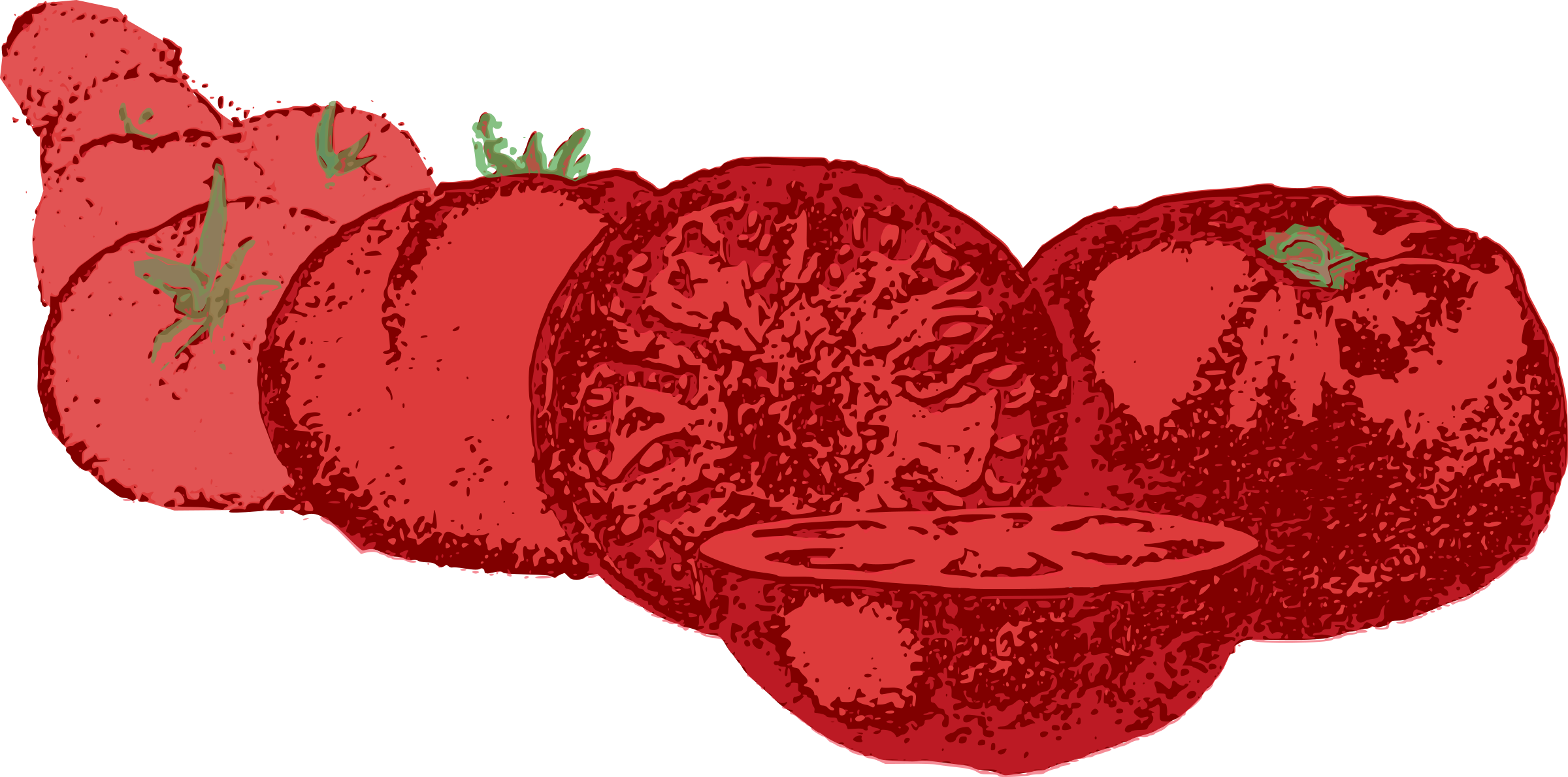 Old Style Tomatoes by j4p4n