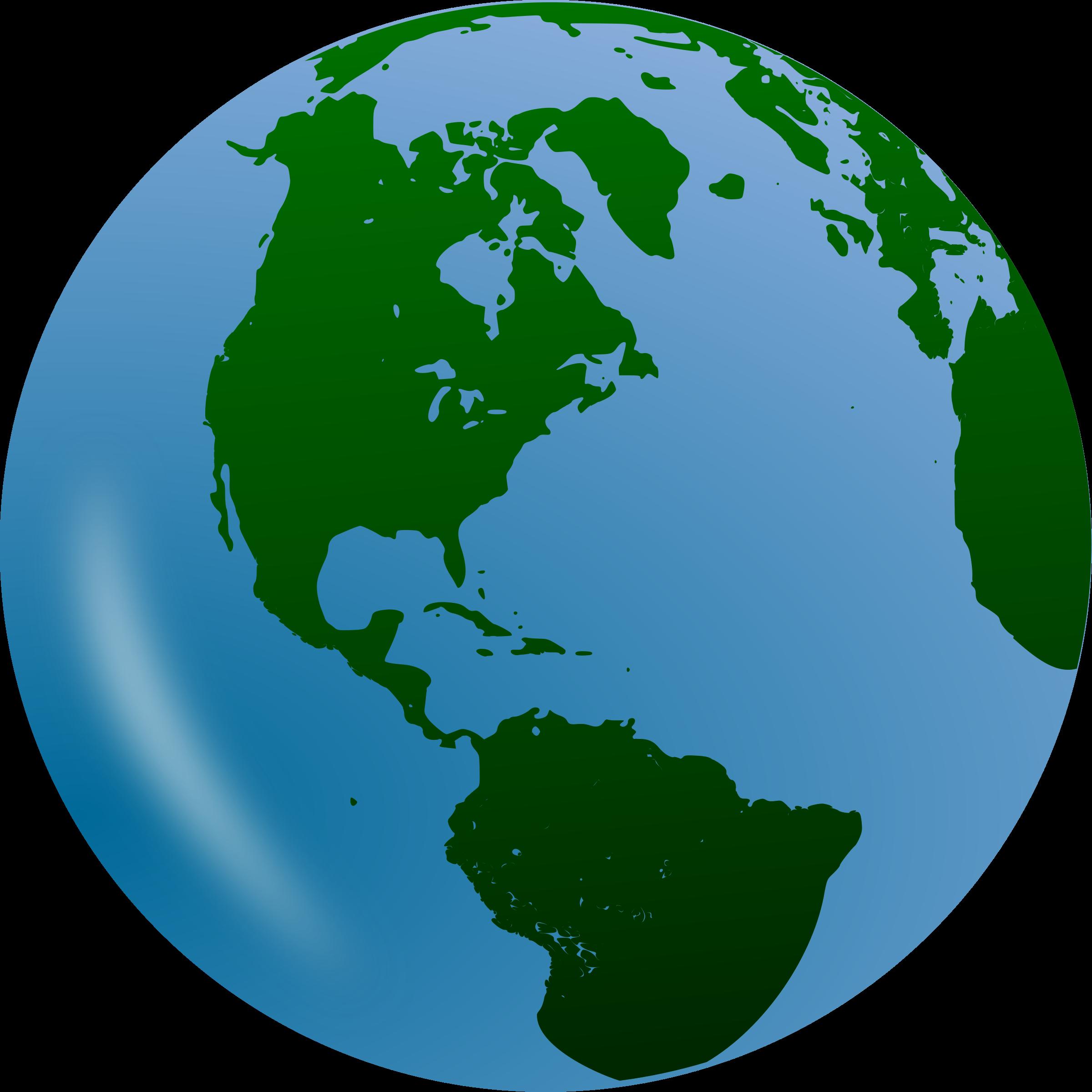 Globe by MajinCline