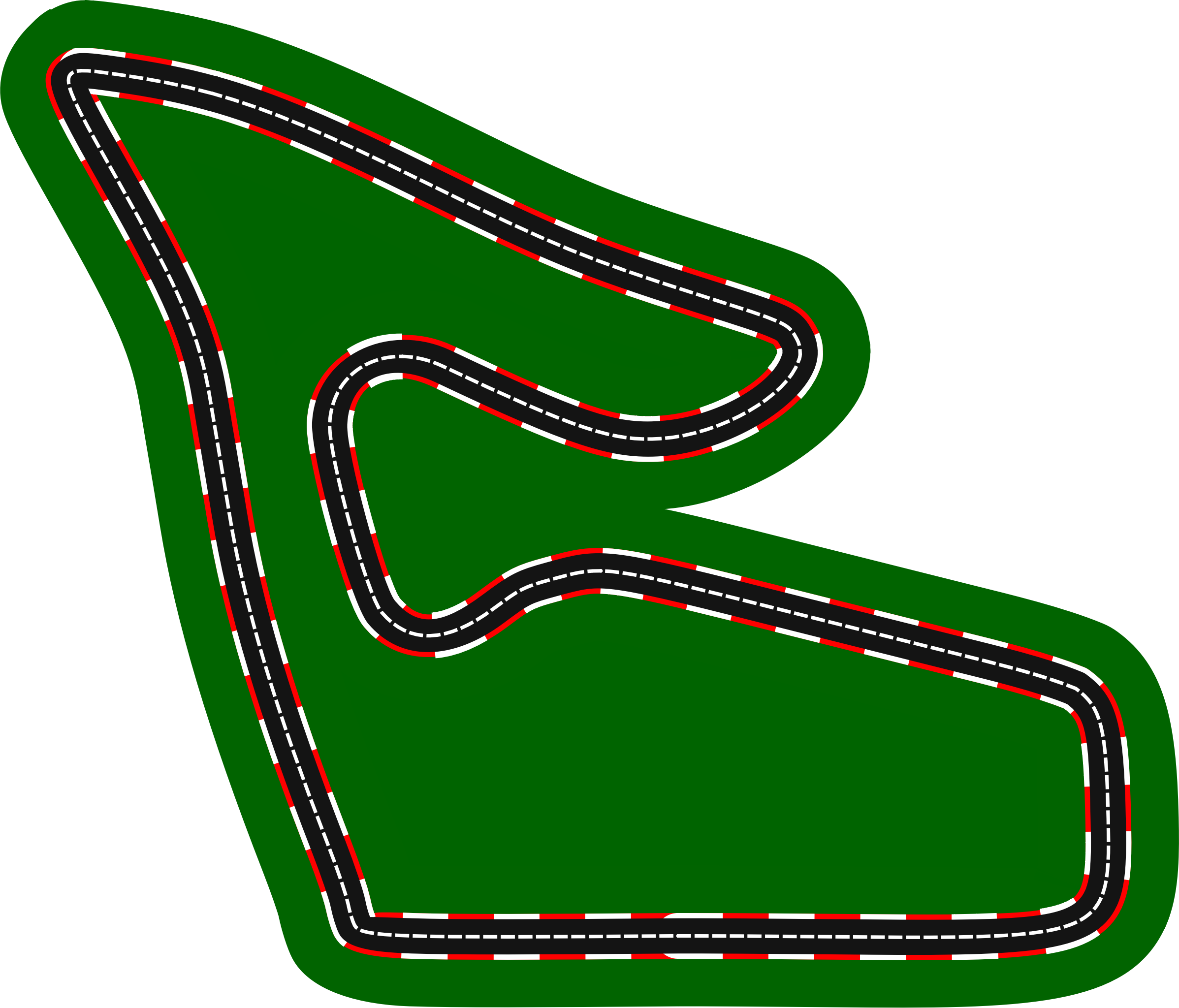 F1 circuits 2014-2018 - Red Bull Ring by Firkin