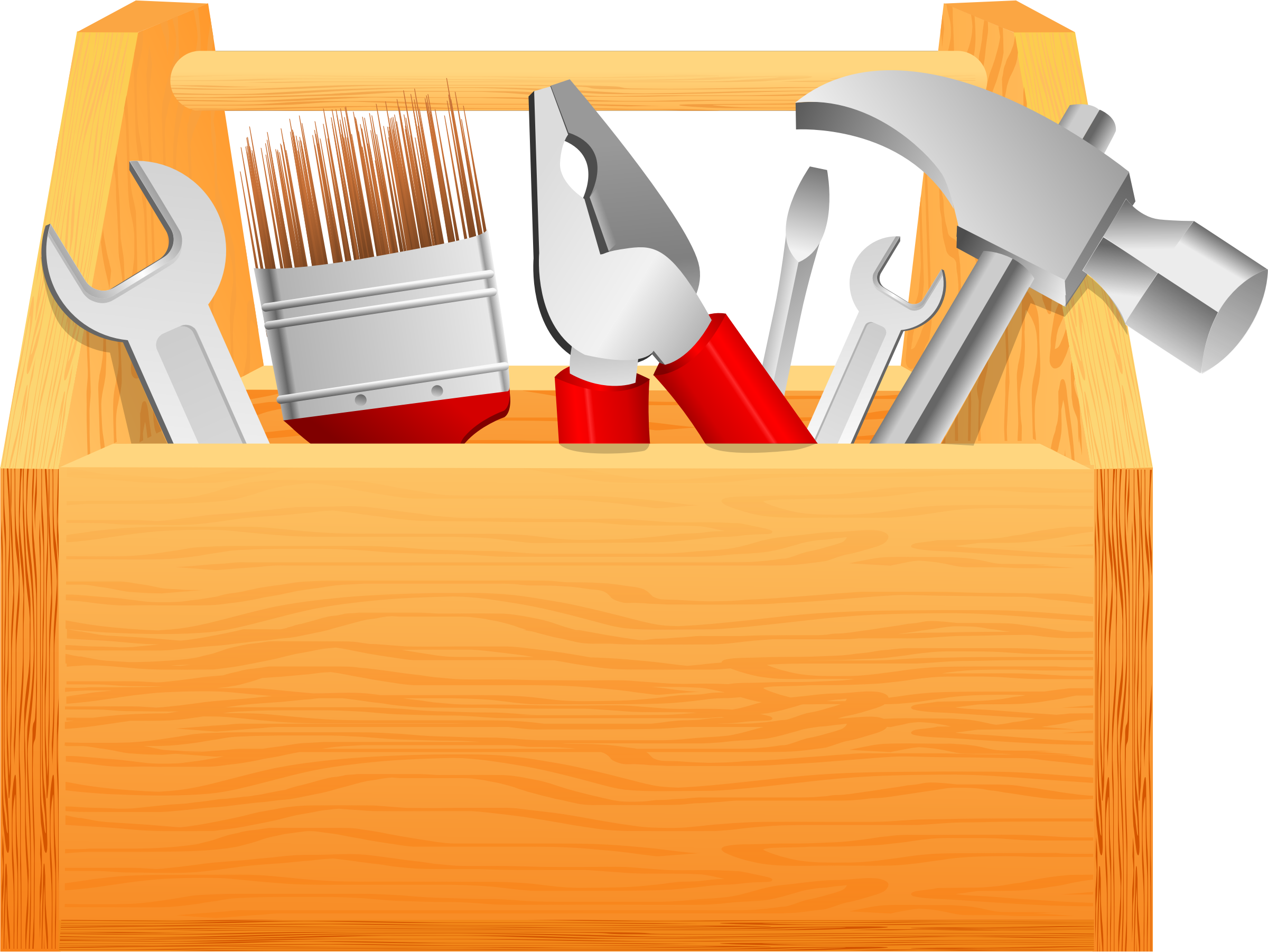 Simple Tool Box by j4p4n