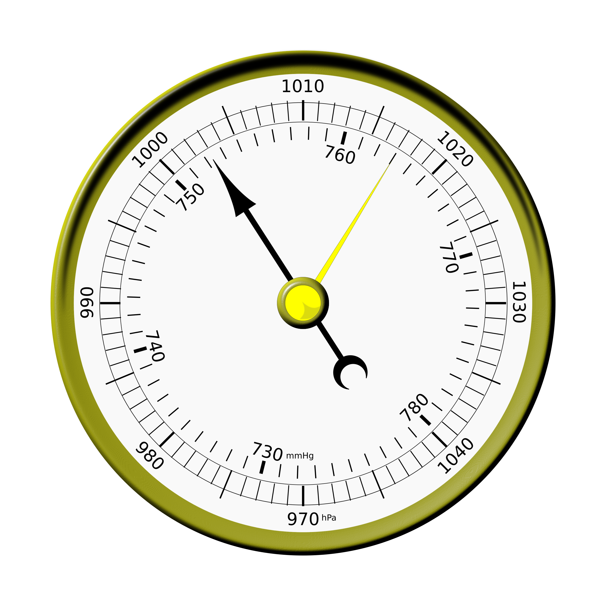 Barometer by algotruneman