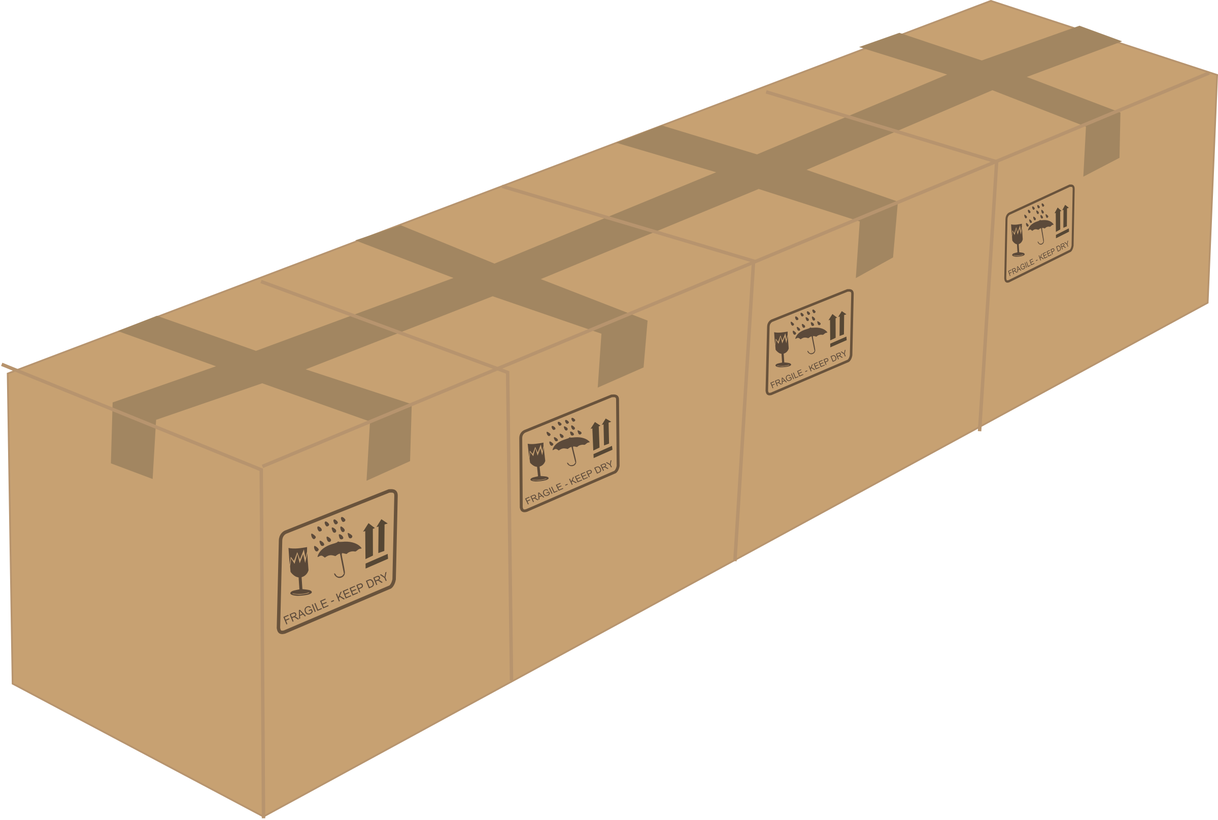 Four boxes by Rfc1394