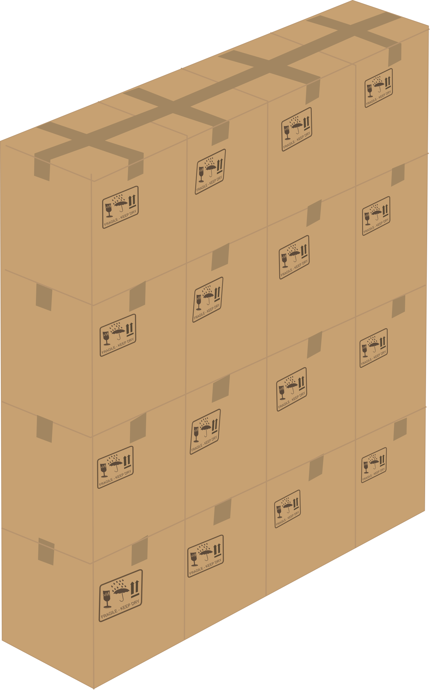 Box wall by Rfc1394