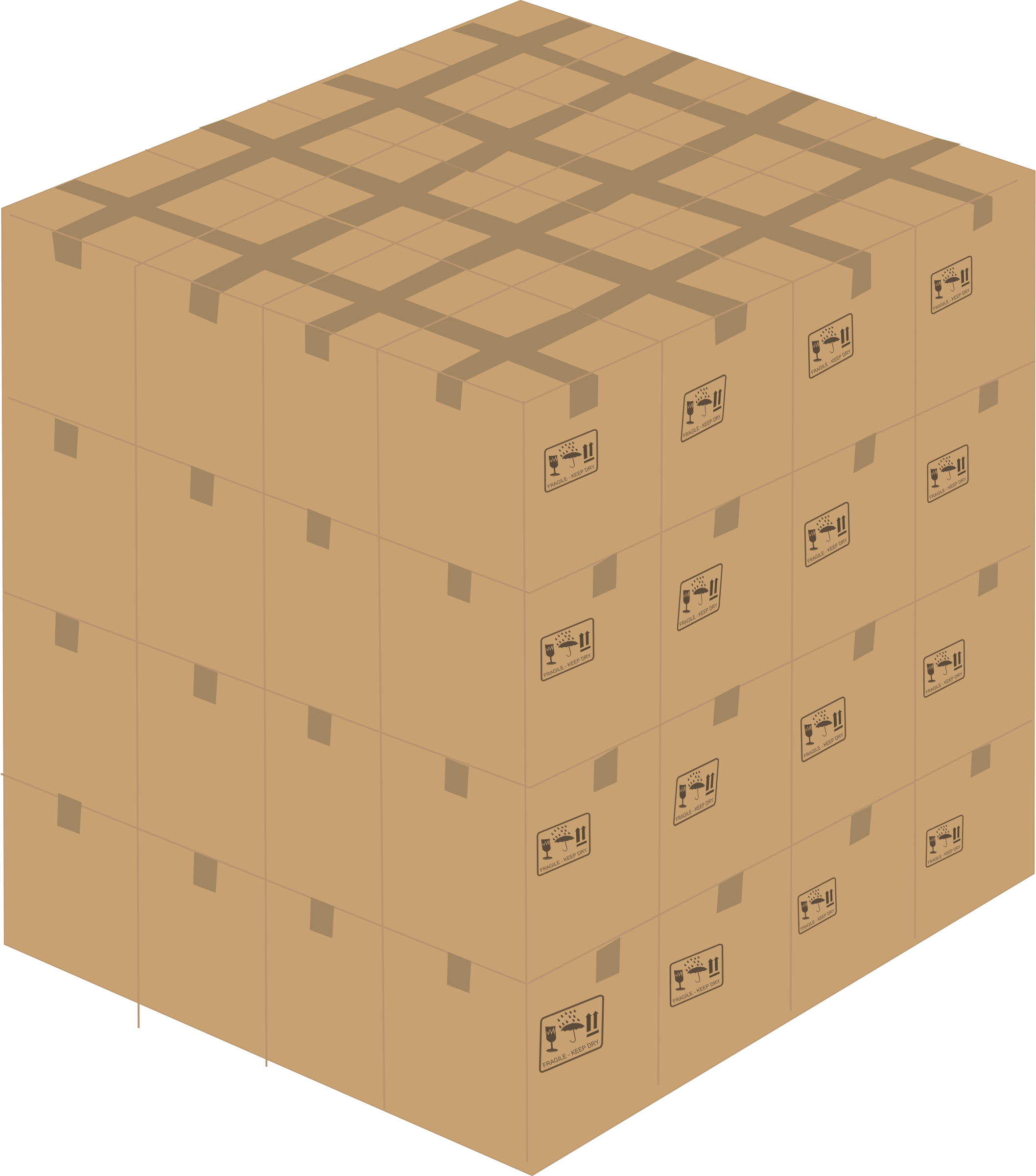 Box cube by Rfc1394